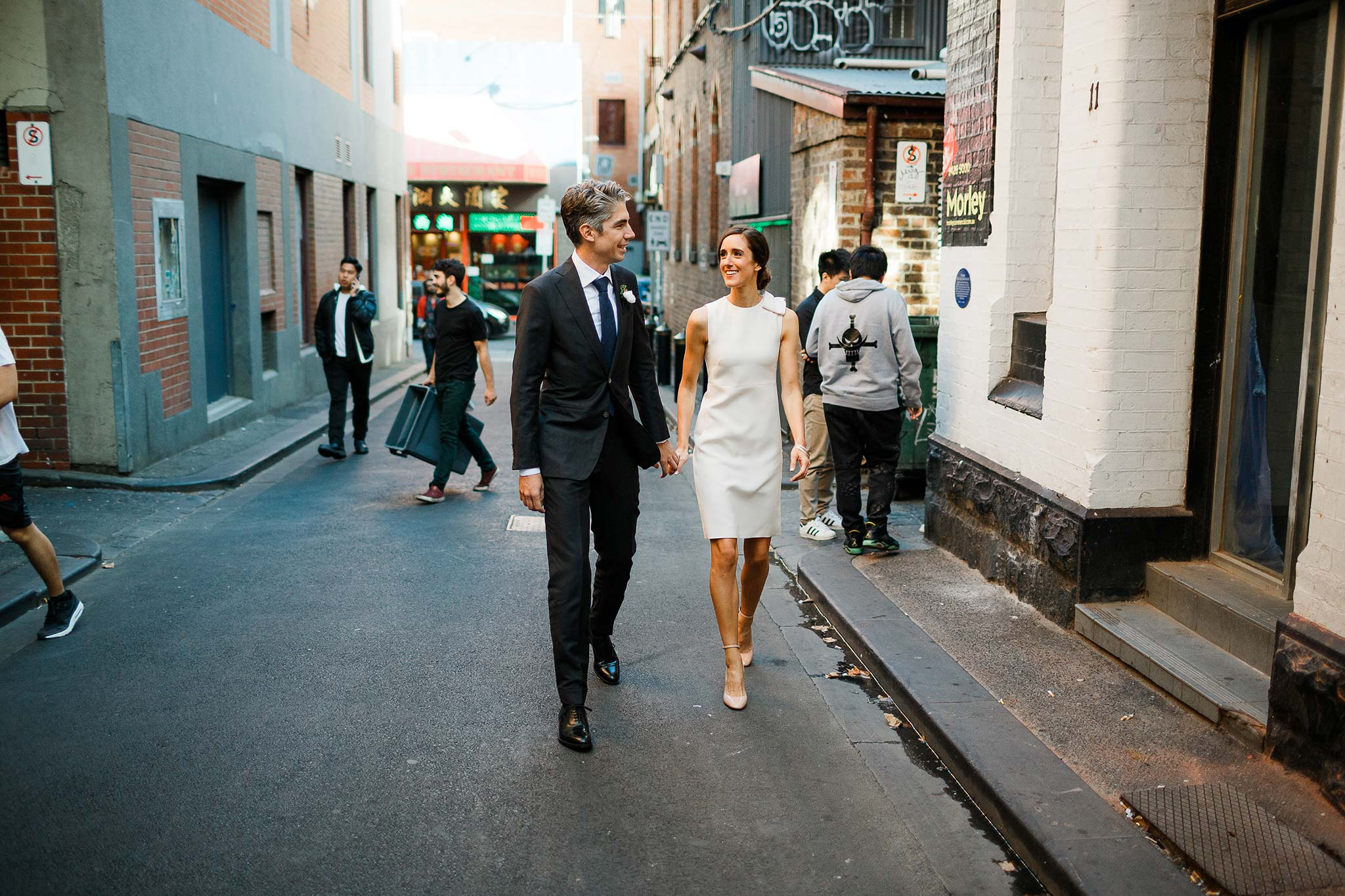 melbourne-wedding-chinatown-bride-groom-portrait
