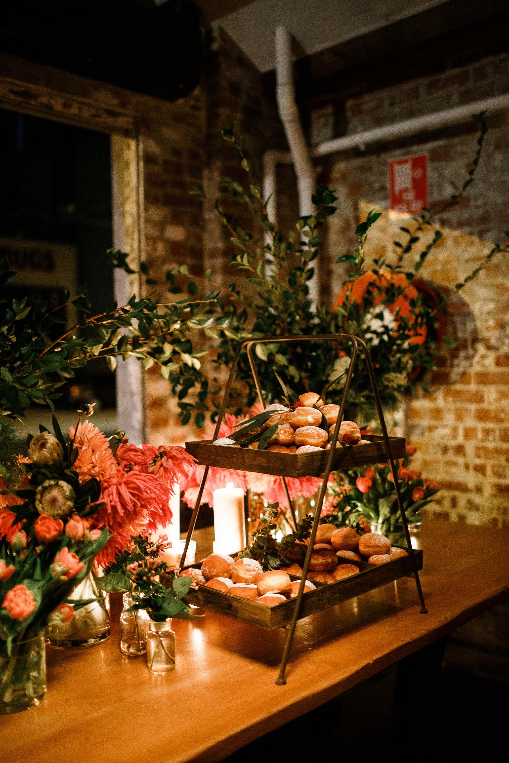 east-elevation-melbourne-wedding-photographer-doughnut-cake