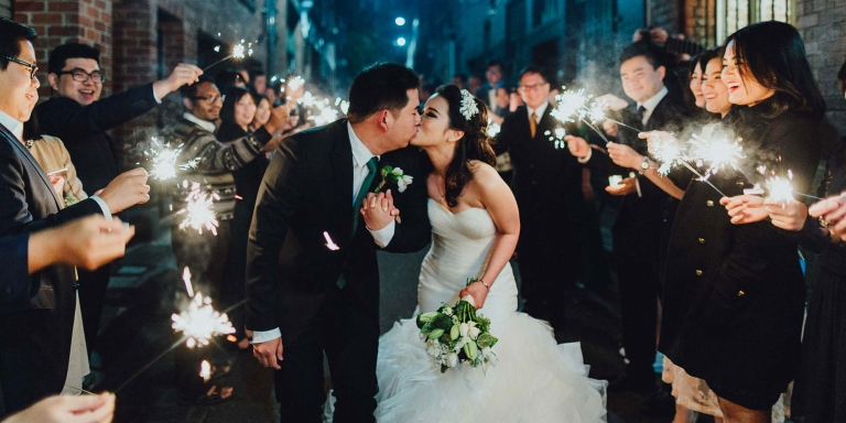 melbourne-krimper-wedding-exit-sparkles