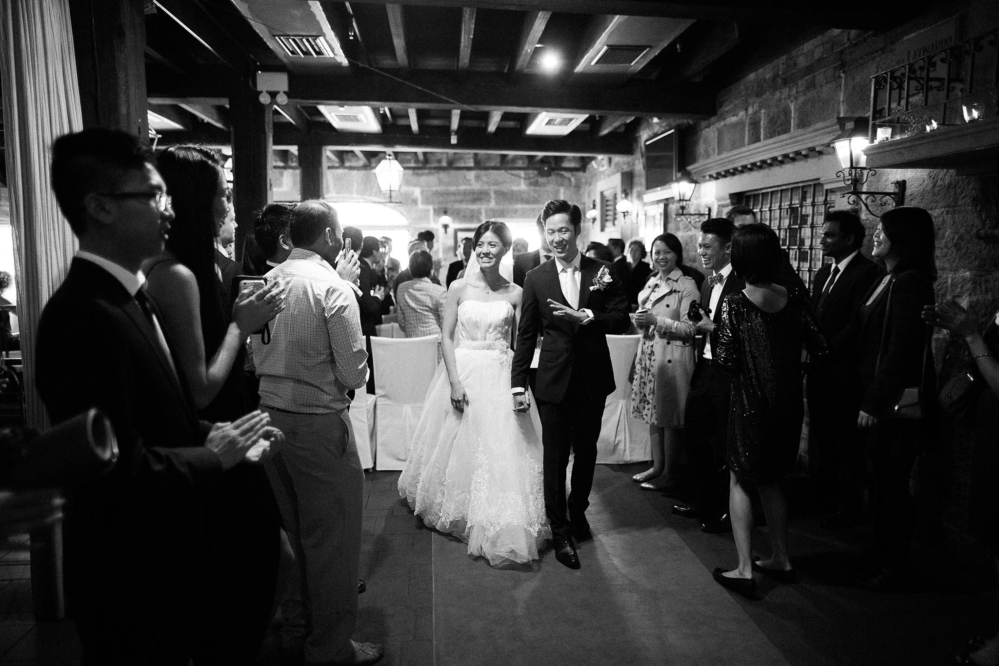Sydney-The-Rocks-Italian-Village-Wedding-Ceremony