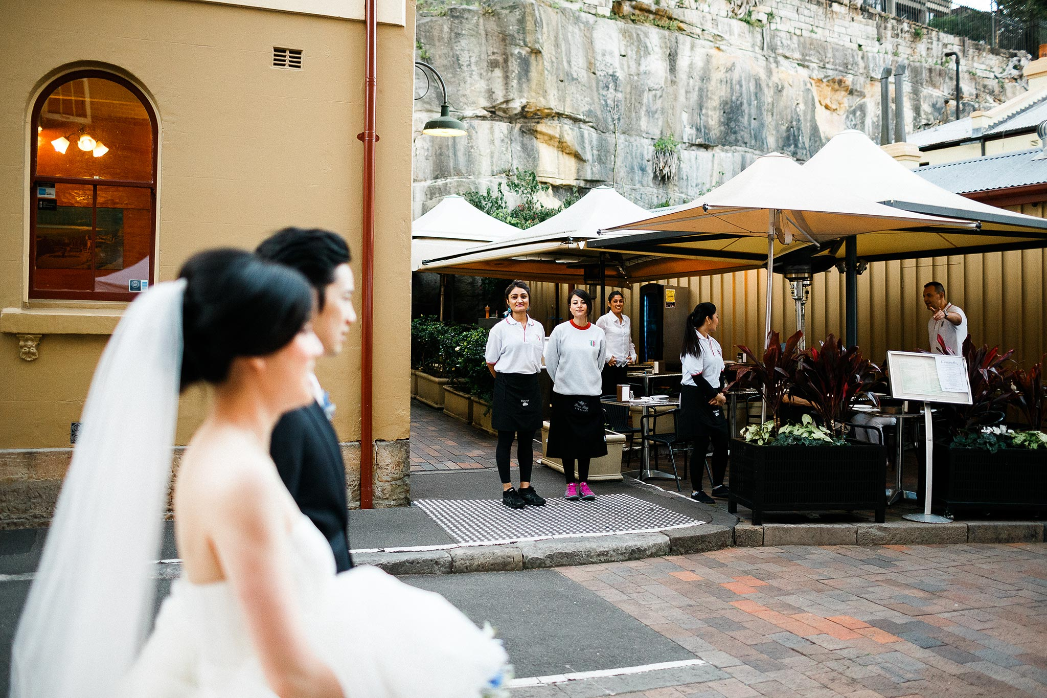 Sydney-The-Rocks-Italian-Village-Wedding-Location-Shoot