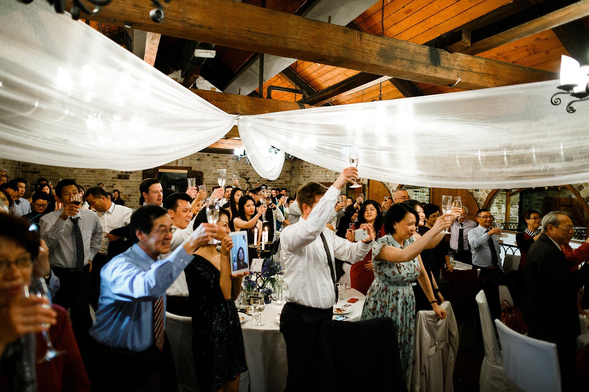 Sydney-The-Rocks-Italian-Village-Wedding-Reception-Speeches