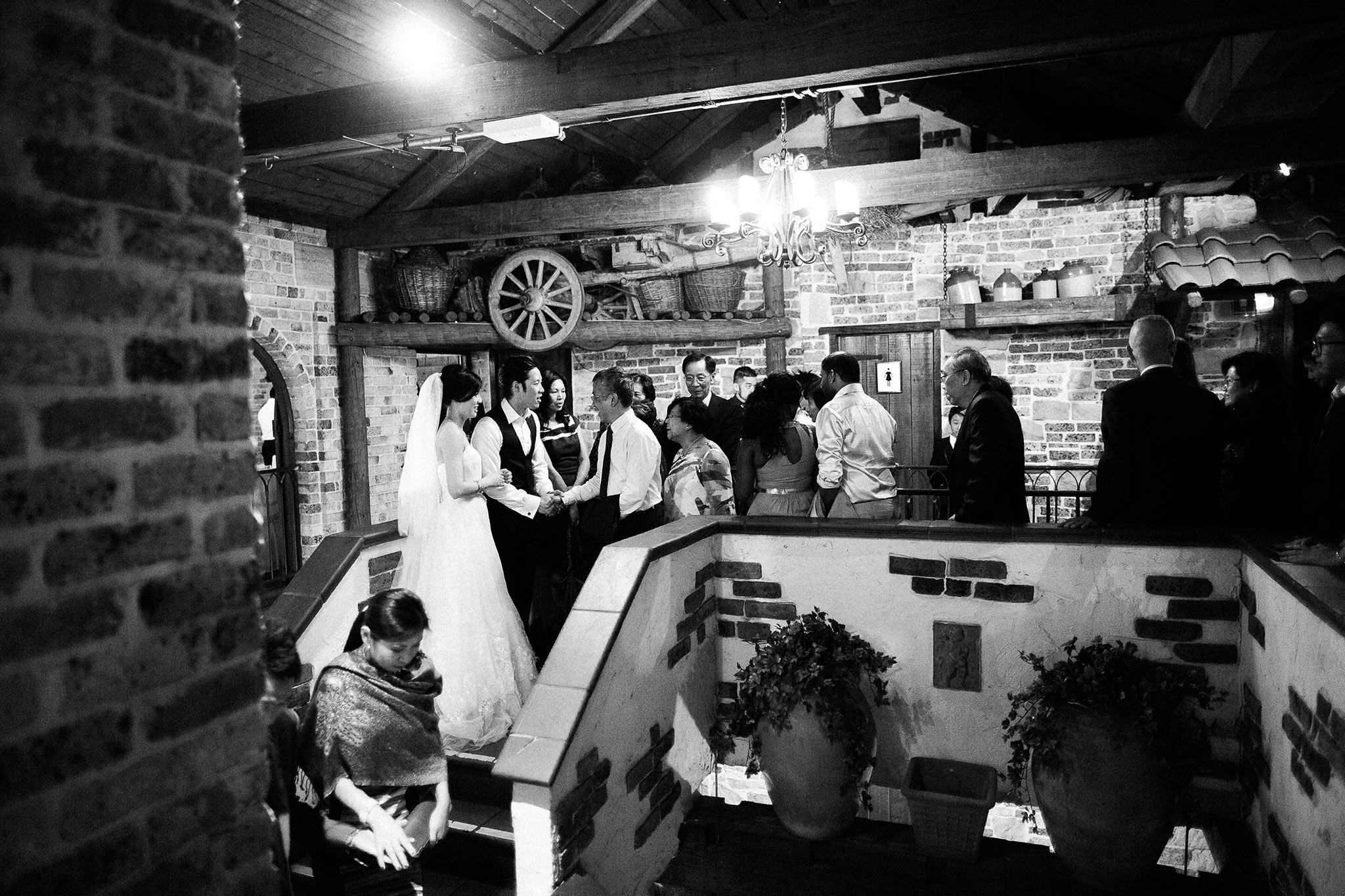 Sydney-The-Rocks-Italian-Village-Wedding-Reception-Farewell