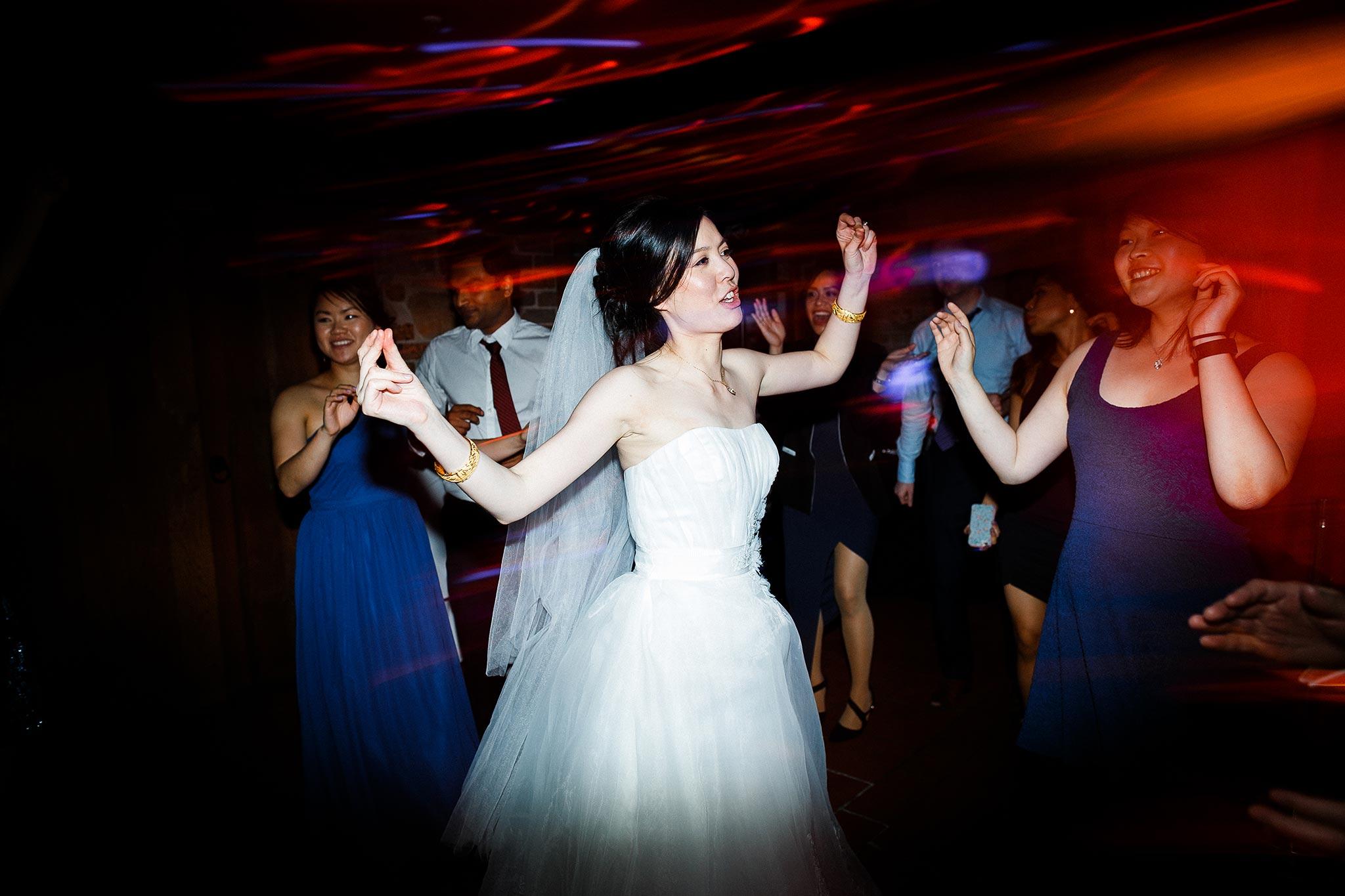 Sydney-The-Rocks-Italian-Village-Wedding-Reception-Dance