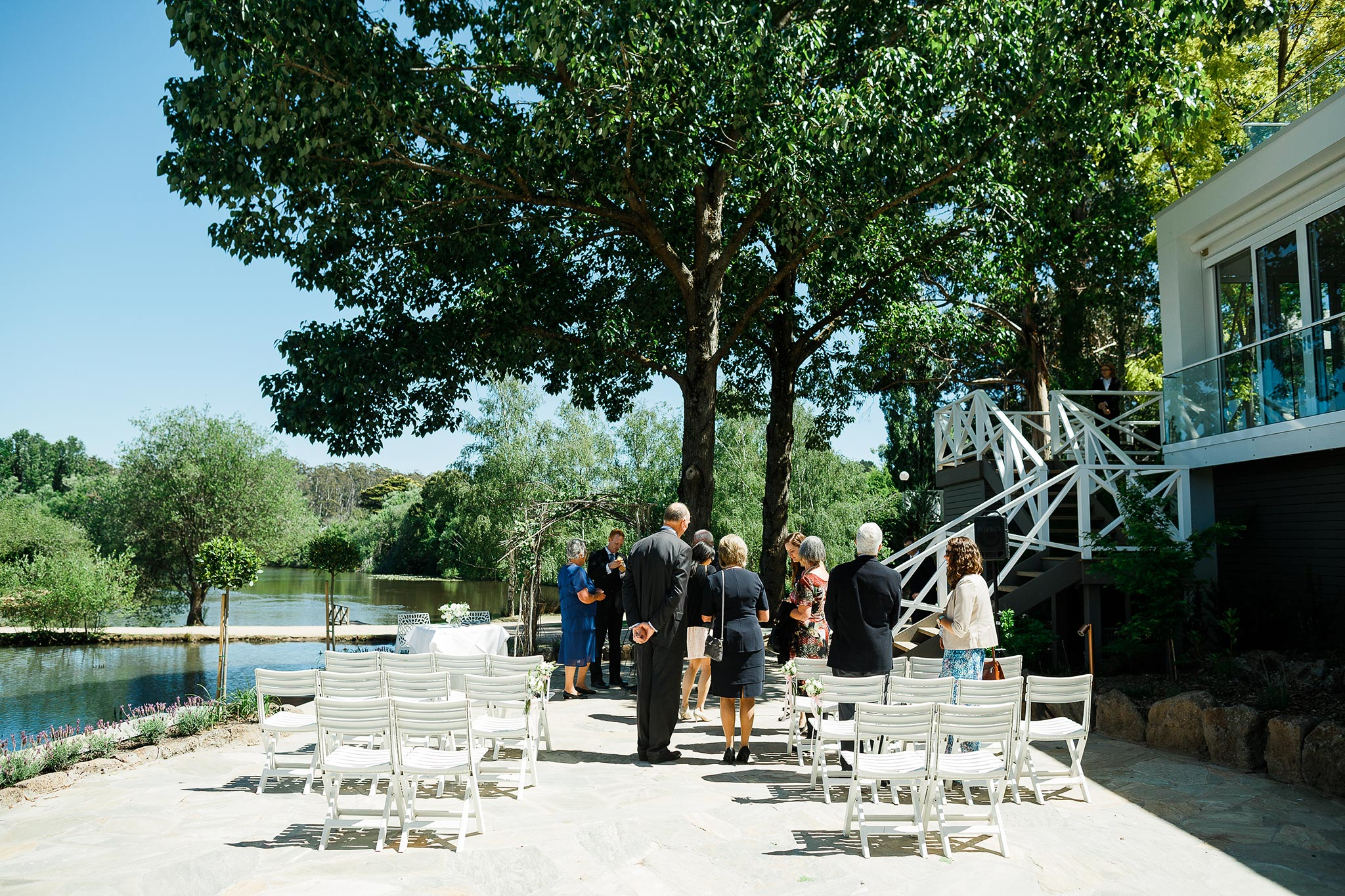 Daylesford-Lake-House-Wedding-Photography-ceremony