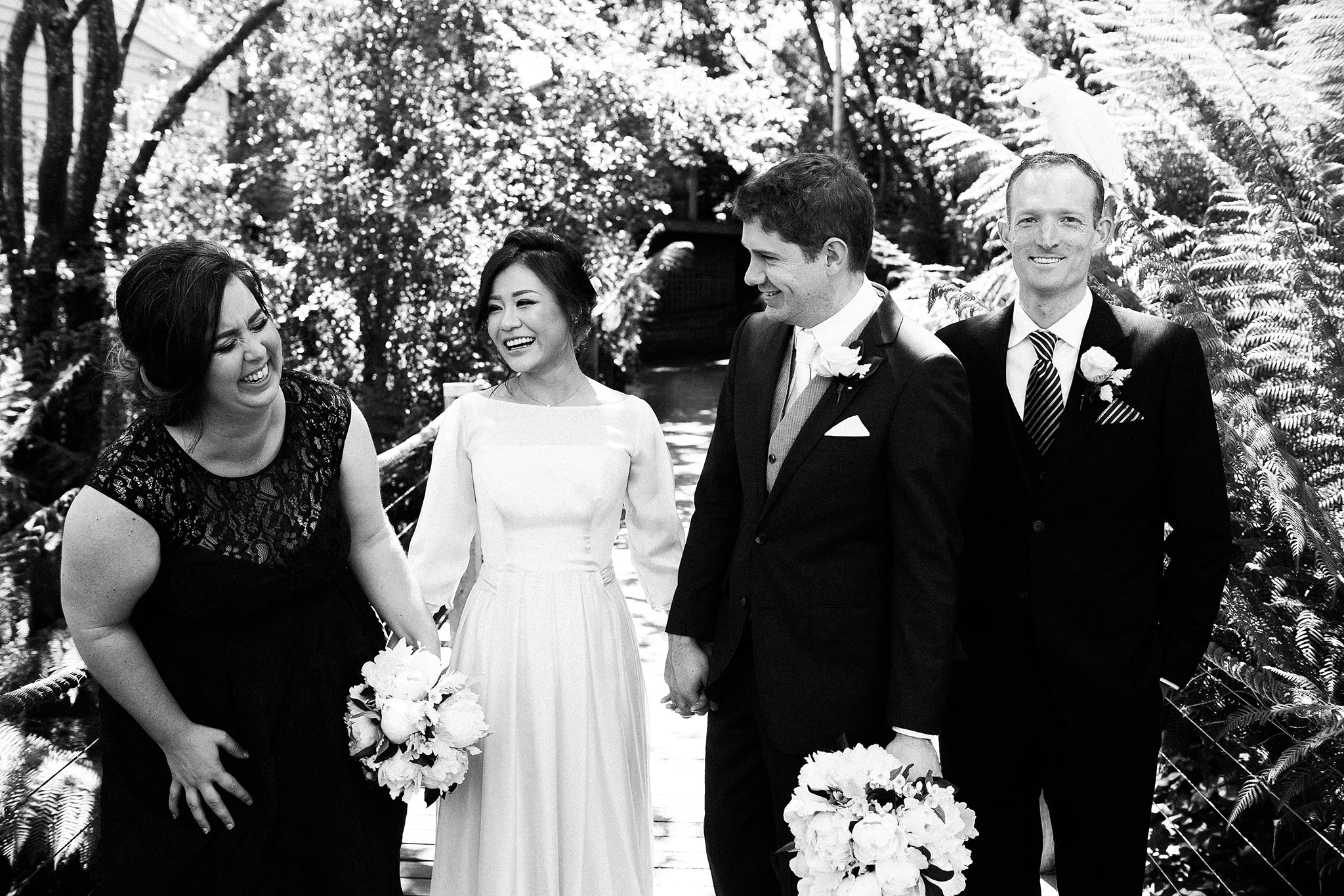 Daylesford-Lake-House-Wedding-Photography-bridal-party
