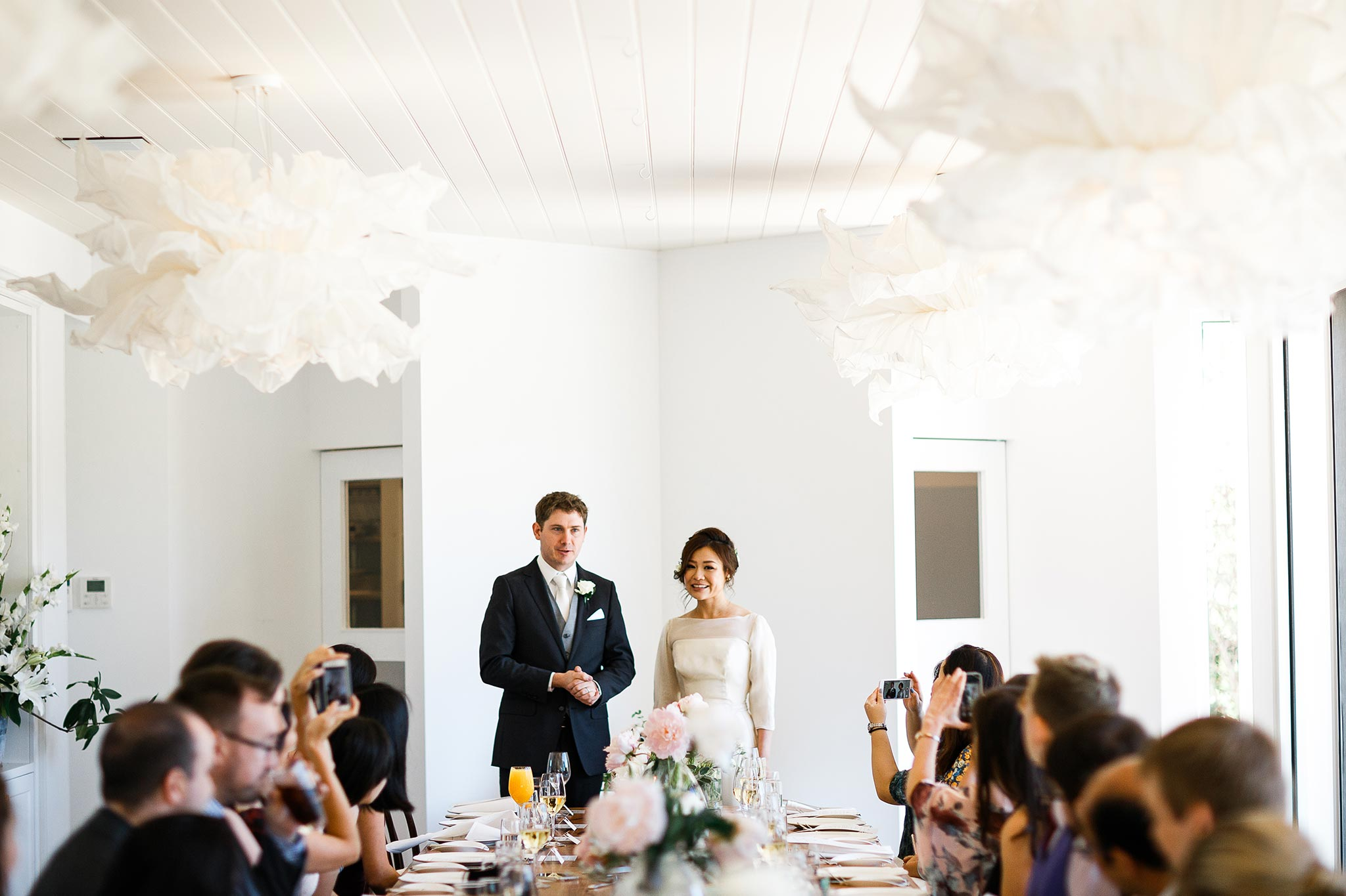 Daylesford-Lake-House-Wedding-Photography-lunch-reception-speech