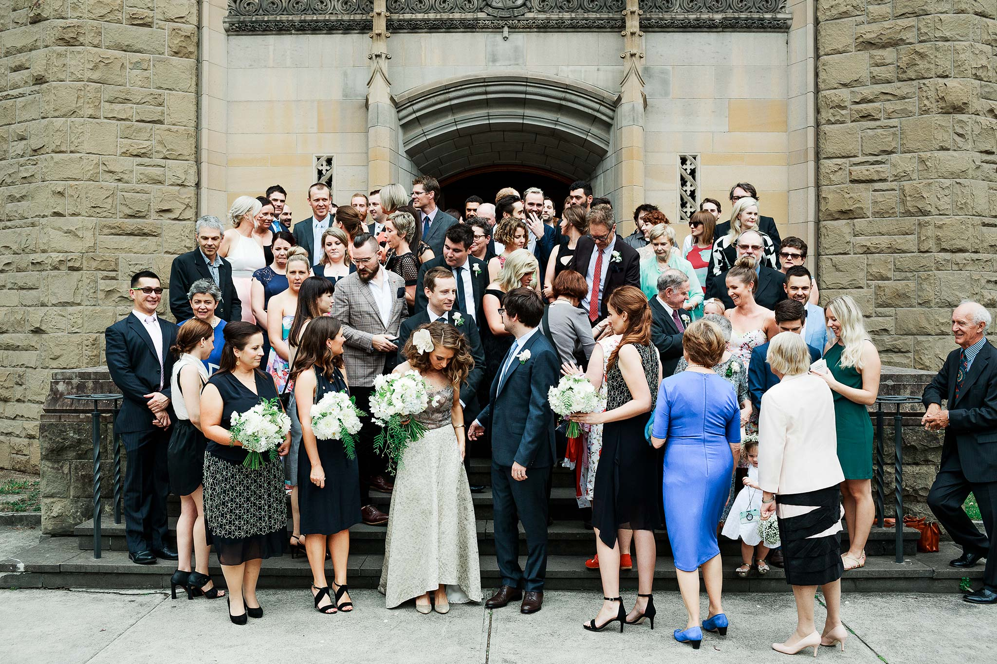 Newman-college-wedding-photographer-ceremony-group-photo