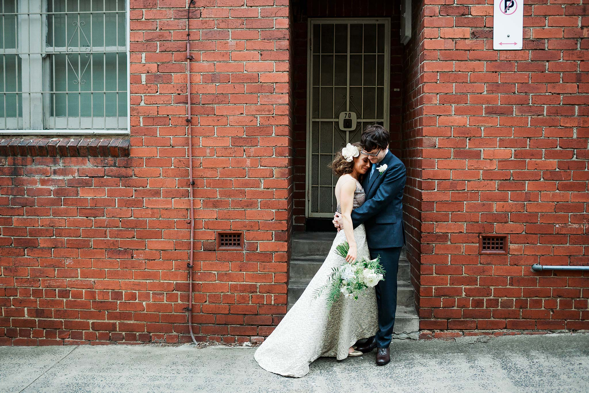 North-Melbourne-Wedding-Photographer-brick-house-portrait