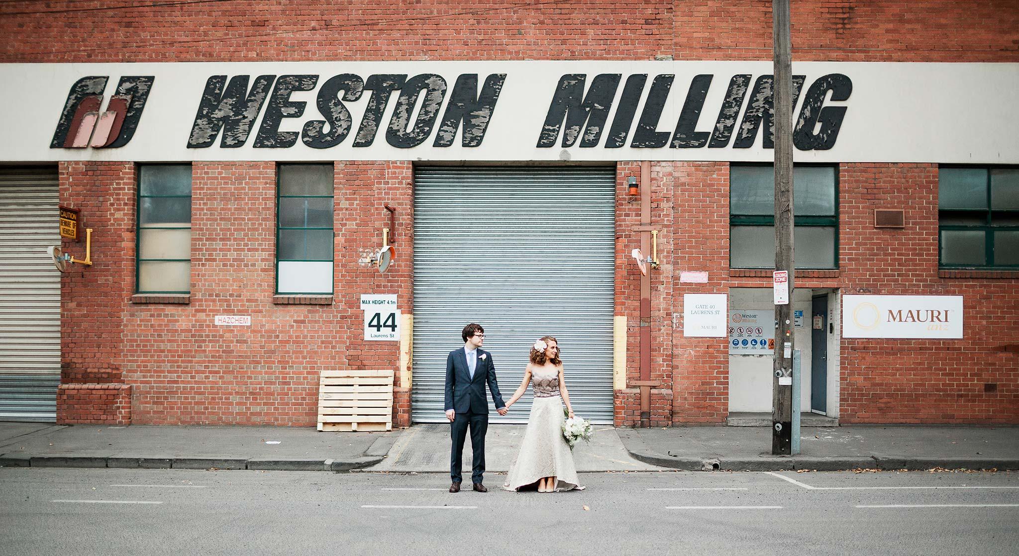 North-Melbourne-Wedding-Photographer-bride-groom-walking