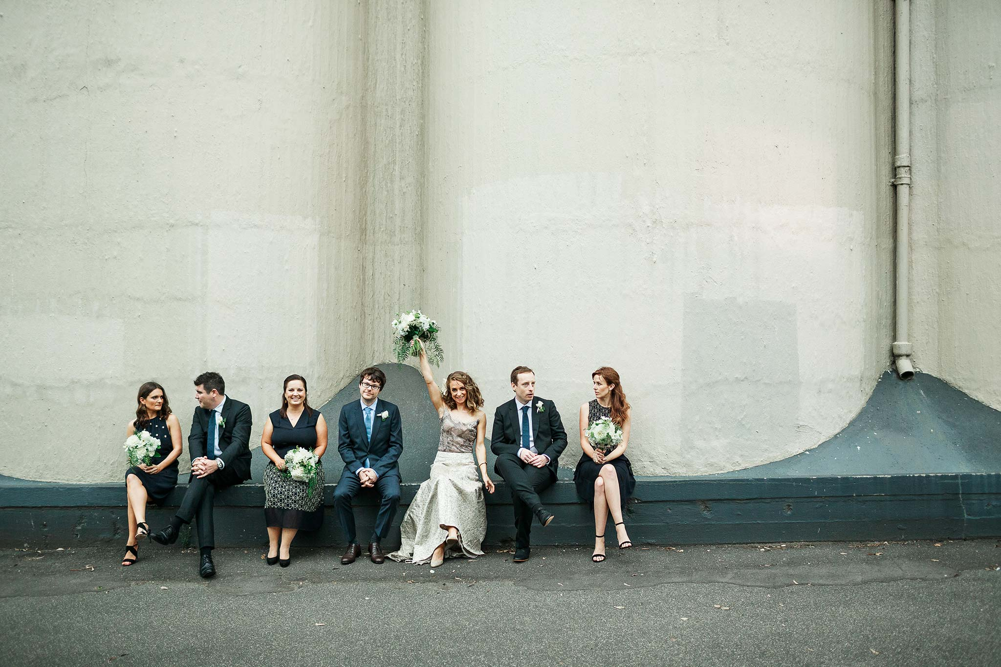 North-Melbourne-Wedding-Photographer-group-industrial