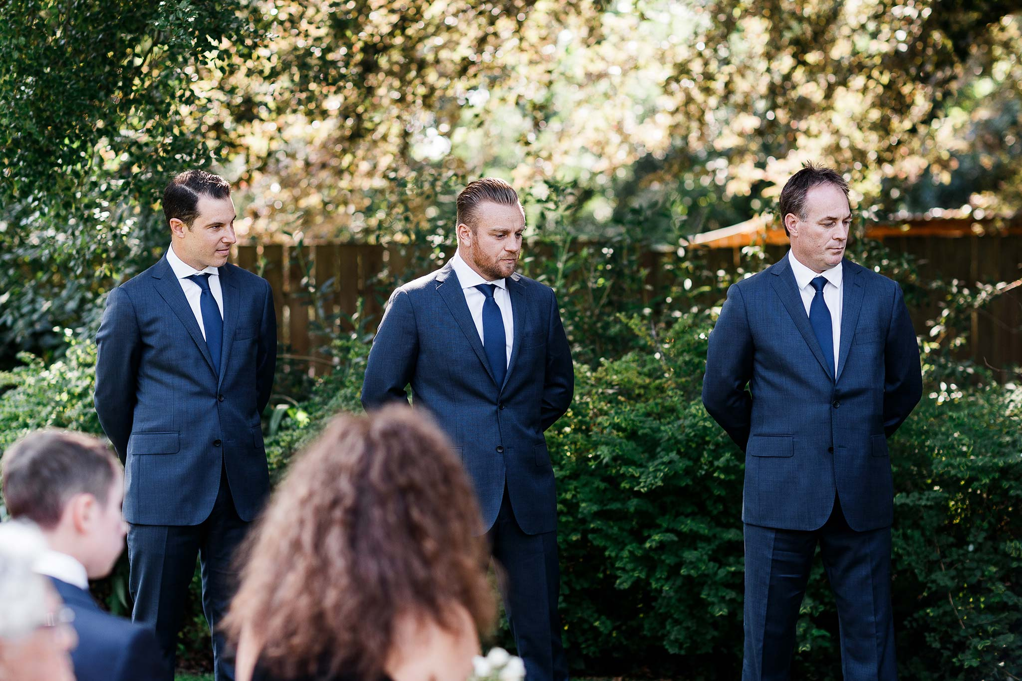 Launceston-Brickendon-barn-Wedding-Photographer-ceremony-bridal-groomsmen