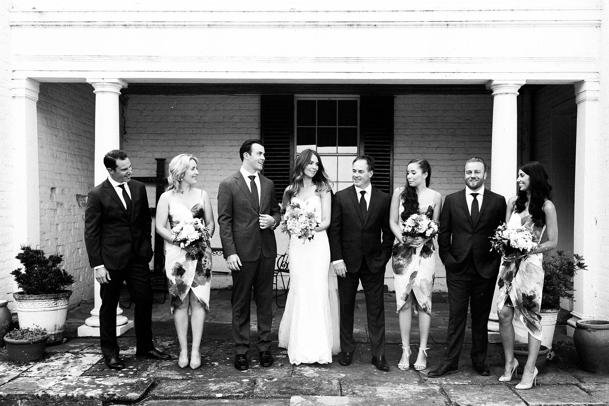 Launceston-Brickendon-Wedding-Photographer-group-portrait