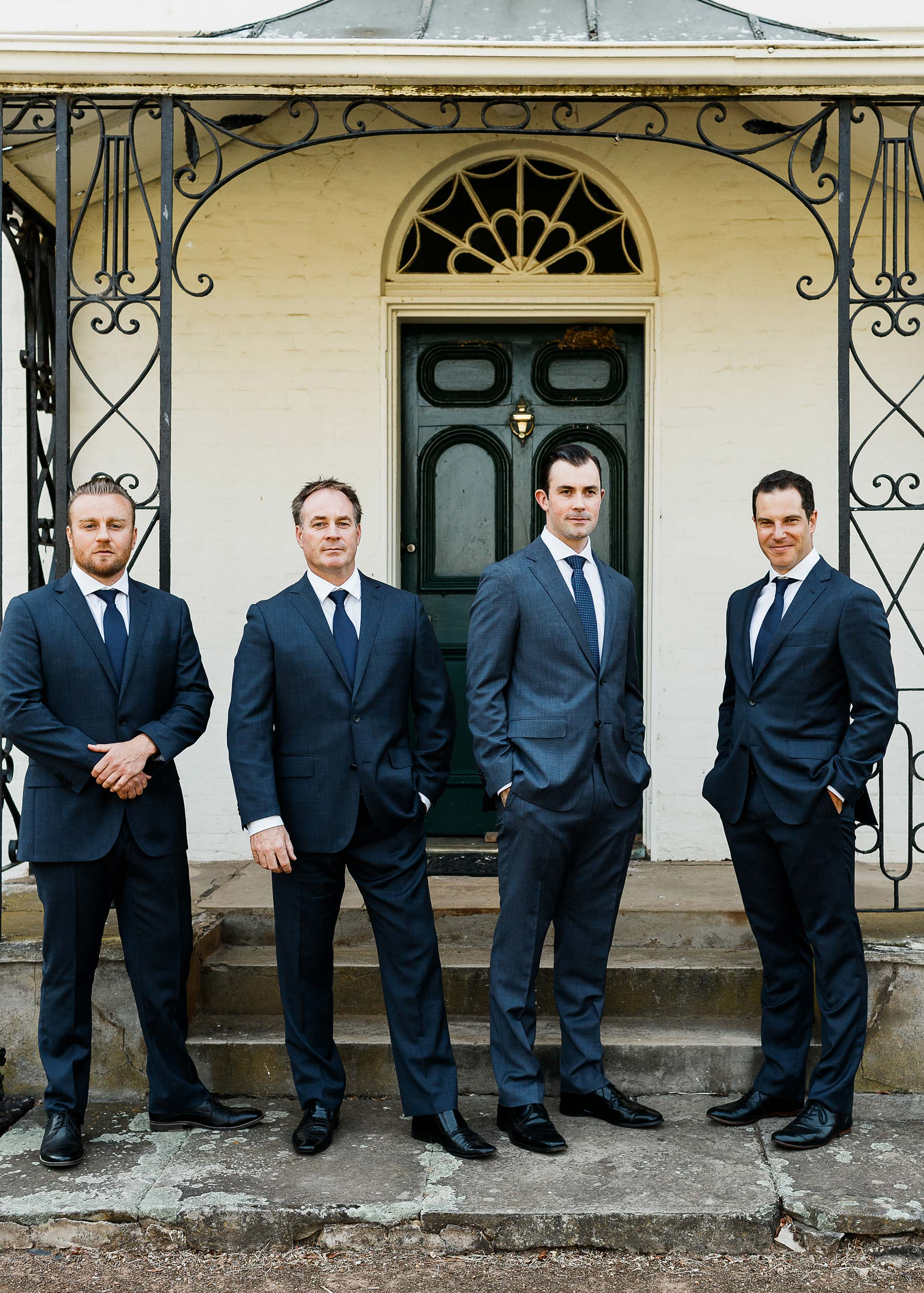 Launceston-Brickendon-Wedding-Photographer-groomsmen-portrait