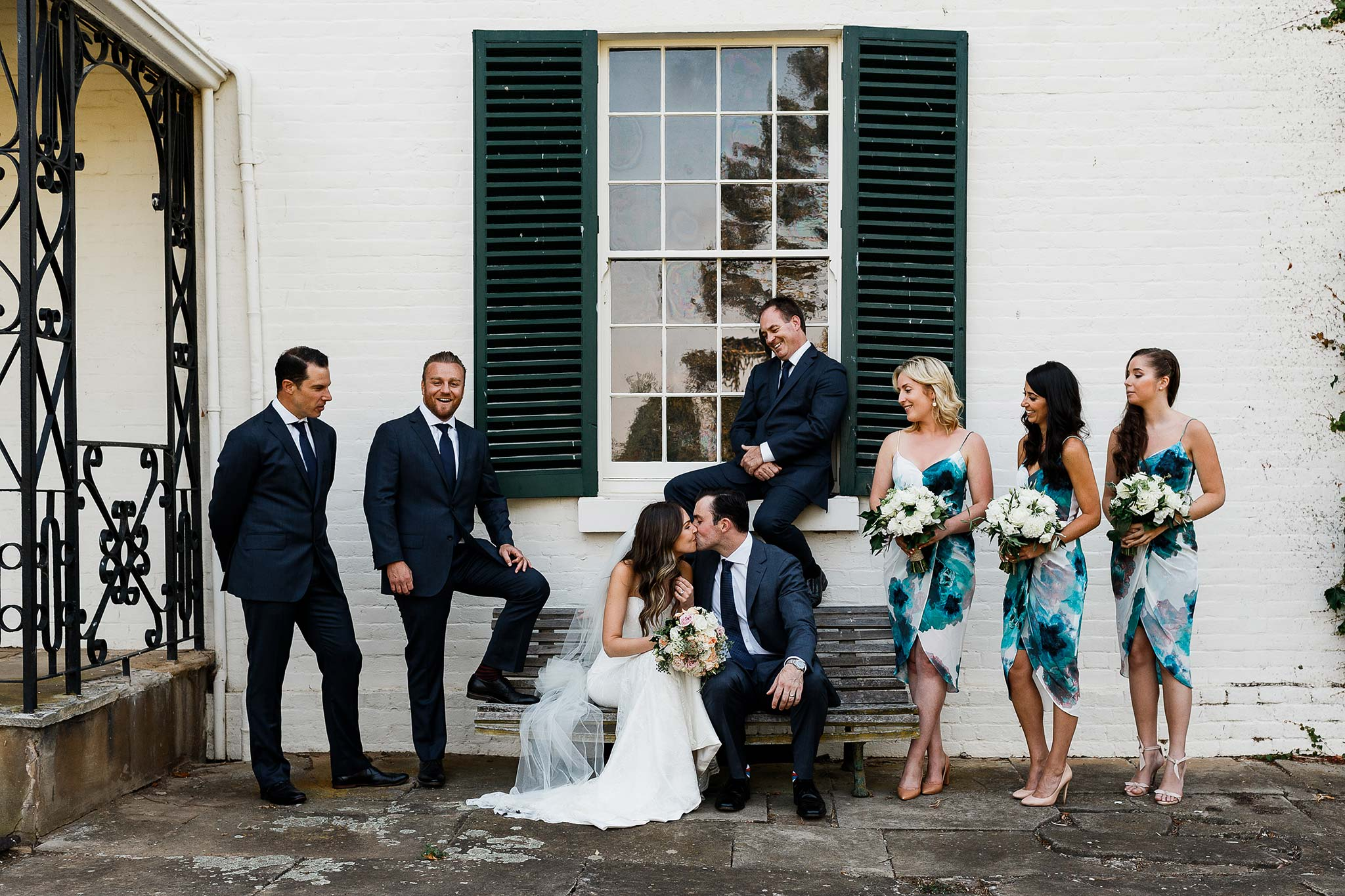 Launceston-Brickendon-Wedding-Photographer-bridal-party