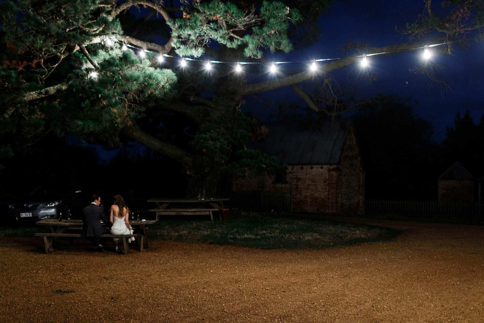Launceston-Brickendon-barn-Wedding-Photographer-reception-bride-groom-alone