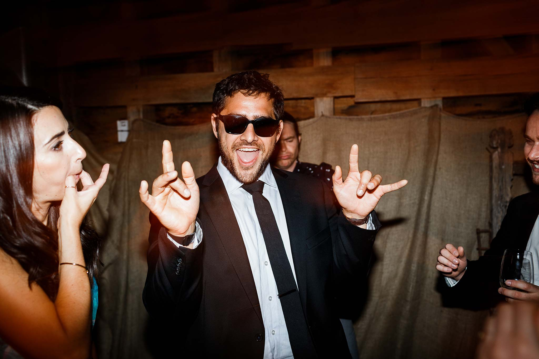 Launceston-Brickendon-barn-Wedding-Photographer-reception-dance-floor