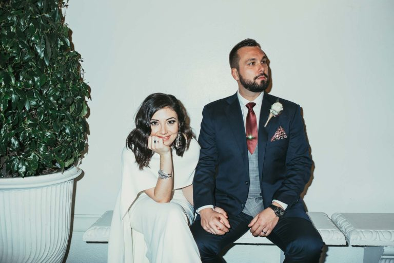 quat-quatta-night-wedding-reception-bride-groom-portrait-terry-richardson-style