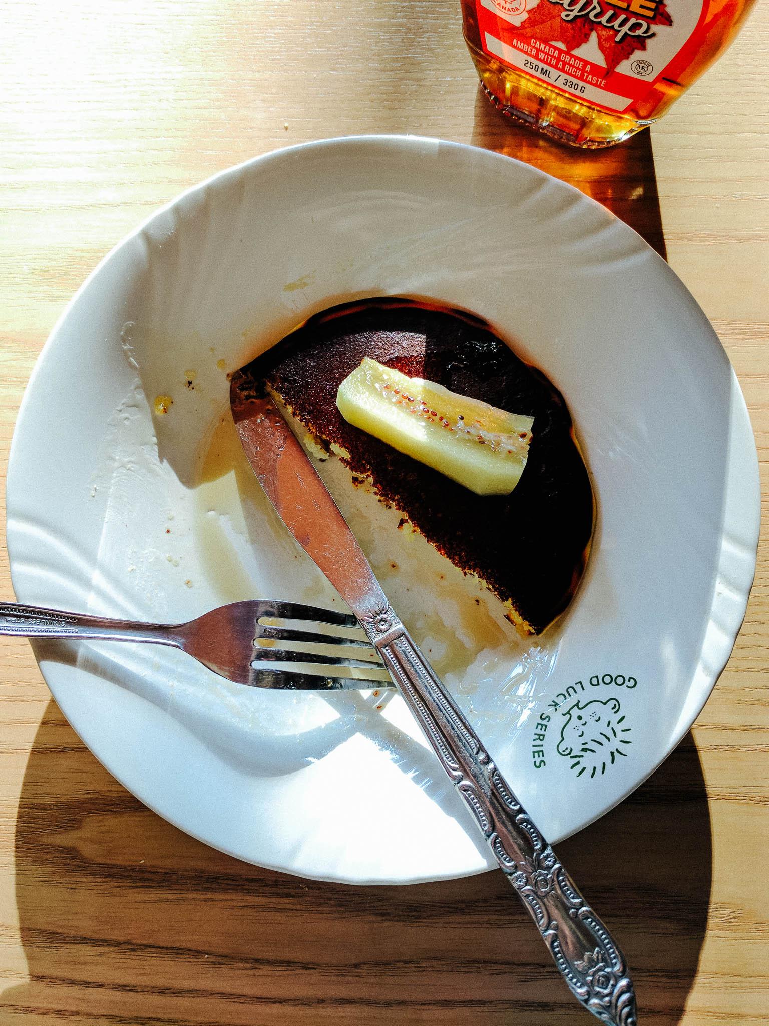 japanese-pancake-canadian-maple-syrup