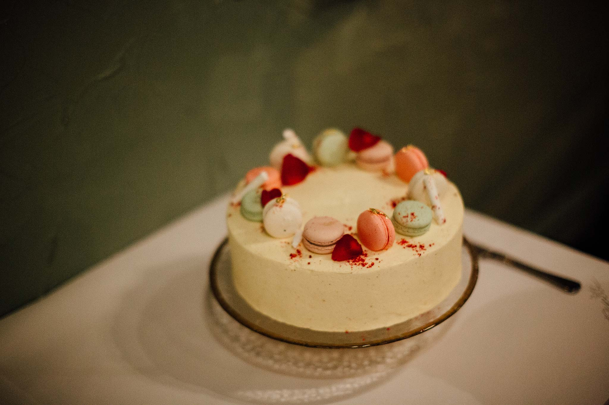 melbourne-entrecote-wedding-reception-cake