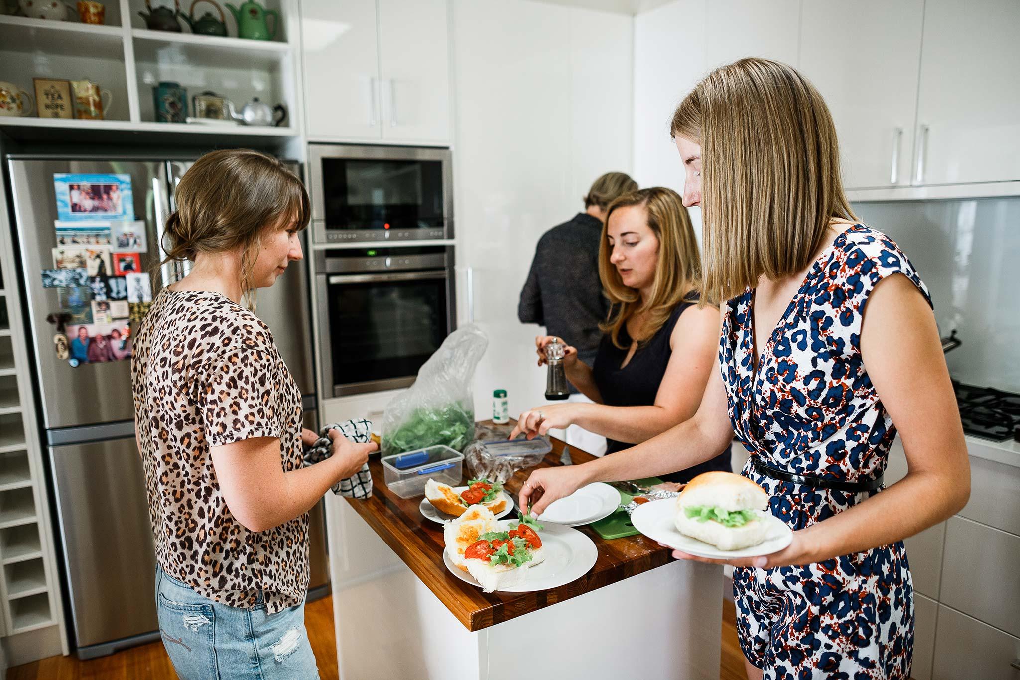 Strathmore-Melbourne-Backyard-Wedding-lunch