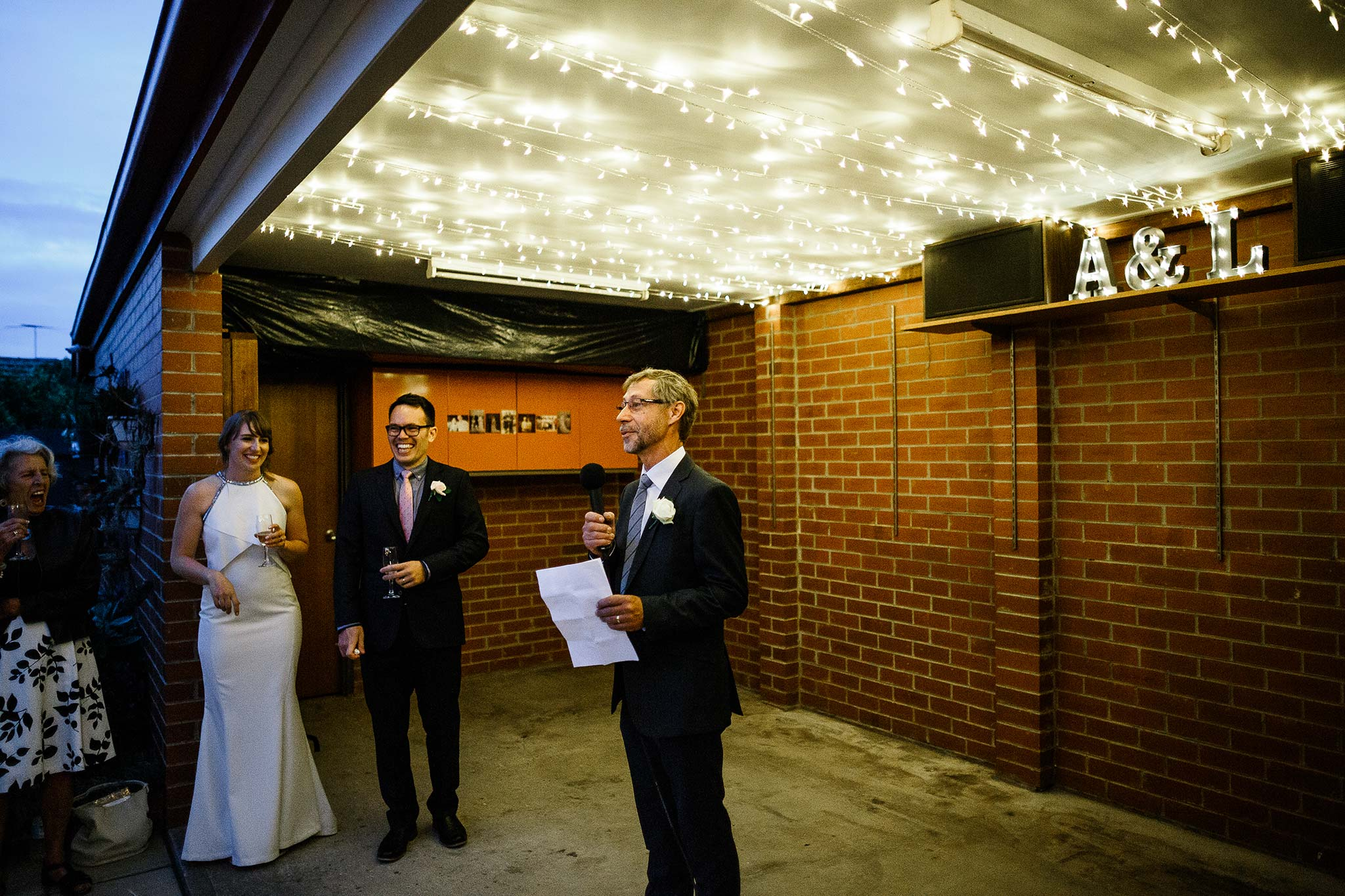 Strathmore-Melbourne-Backyard-Wedding-reception-speech