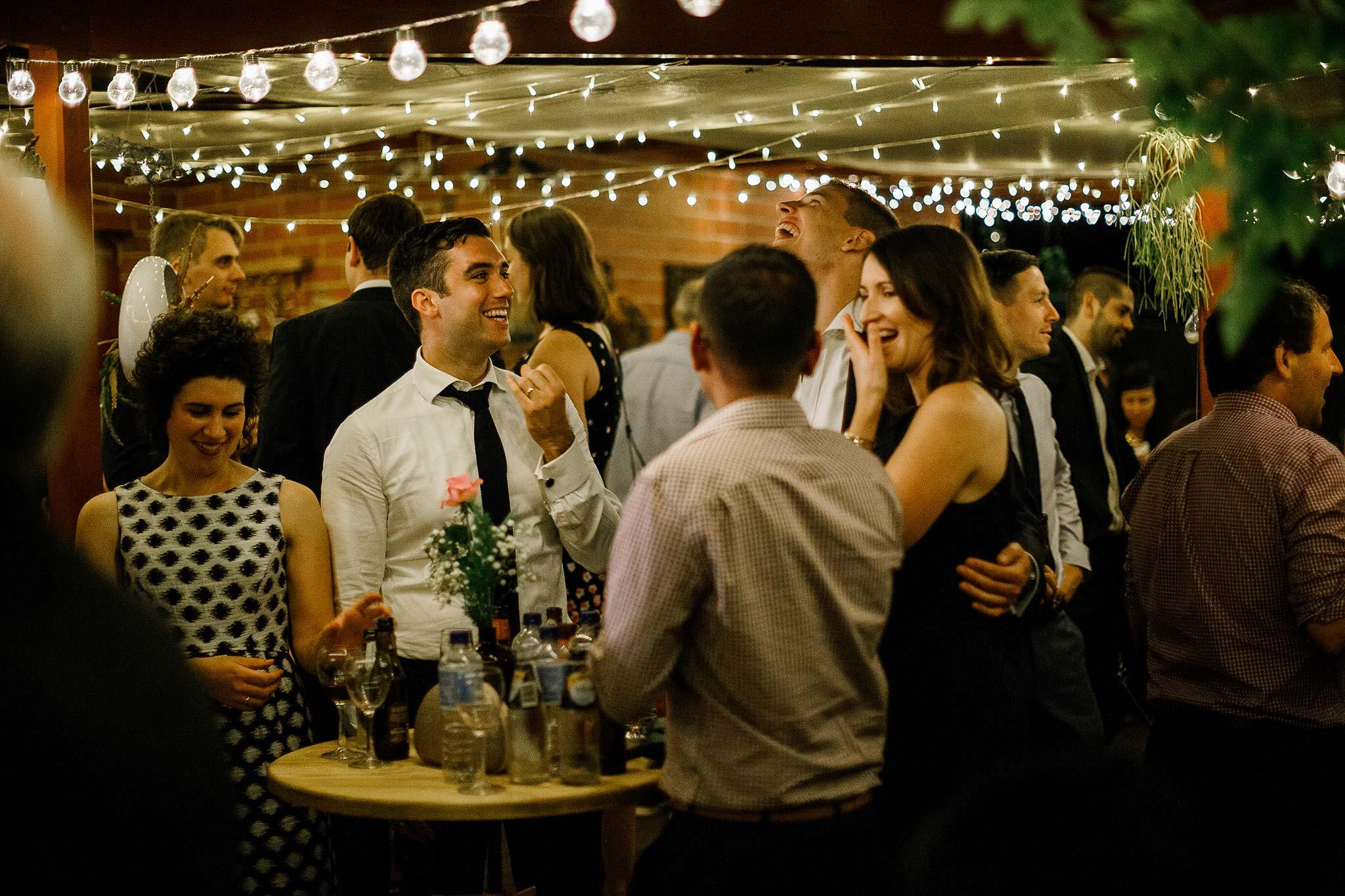 Strathmore-Melbourne-Backyard-Wedding-reception-fairy-lights