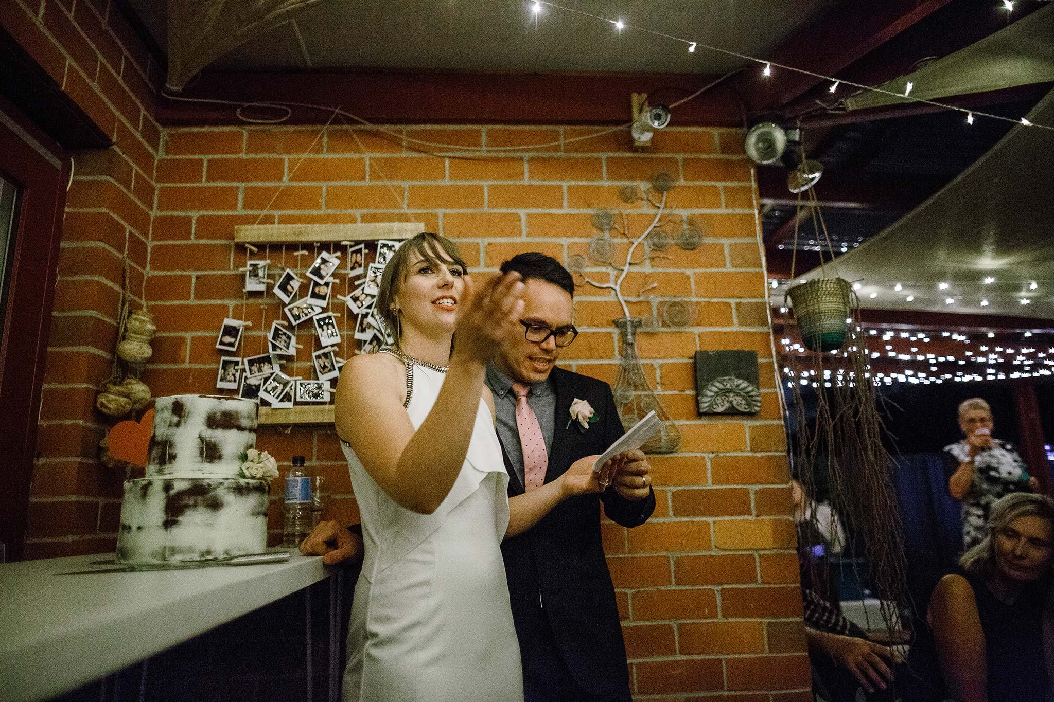 Strathmore-Melbourne-Backyard-Wedding-reception-bride-groom-speeches