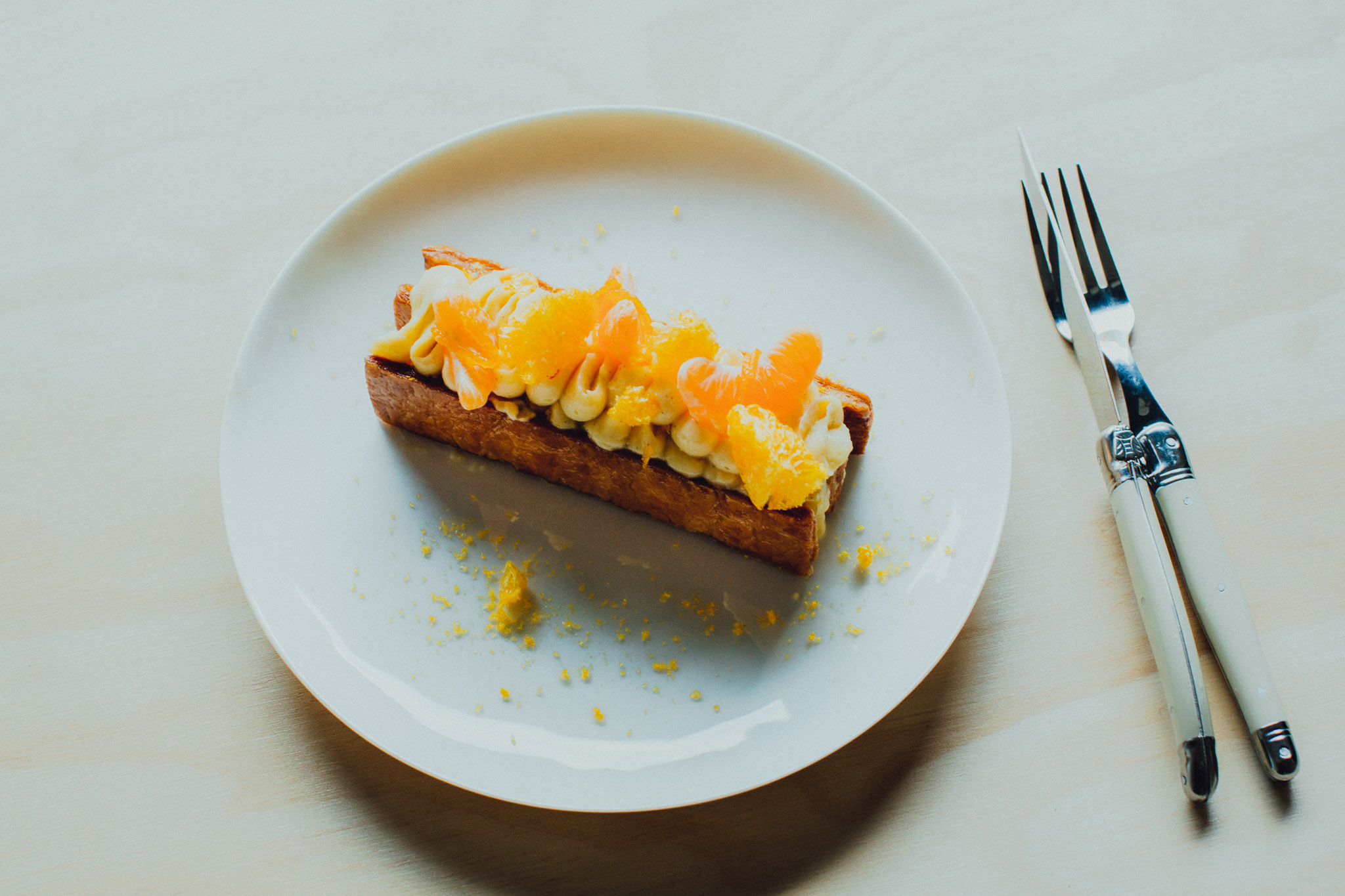 chotto-melbourne-food-photography-mikan-mille-feuille-seasonal