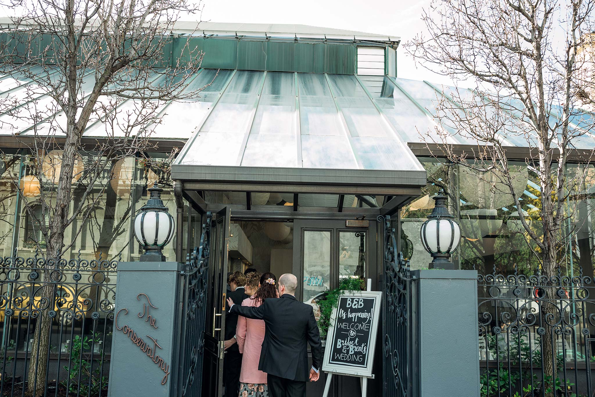 melbourne-fitzroy-st-andrews-conservatory-pumphouse-wedding-venue-ceremony-guests-arrival