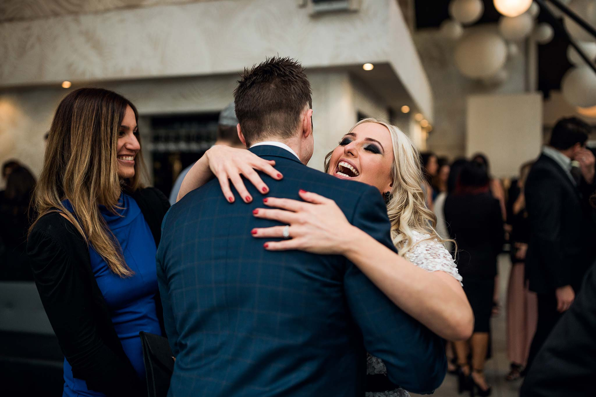 melbourne-fitzroy-st-andrews-conservatory-pumphouse-wedding-venue-ceremony-hug