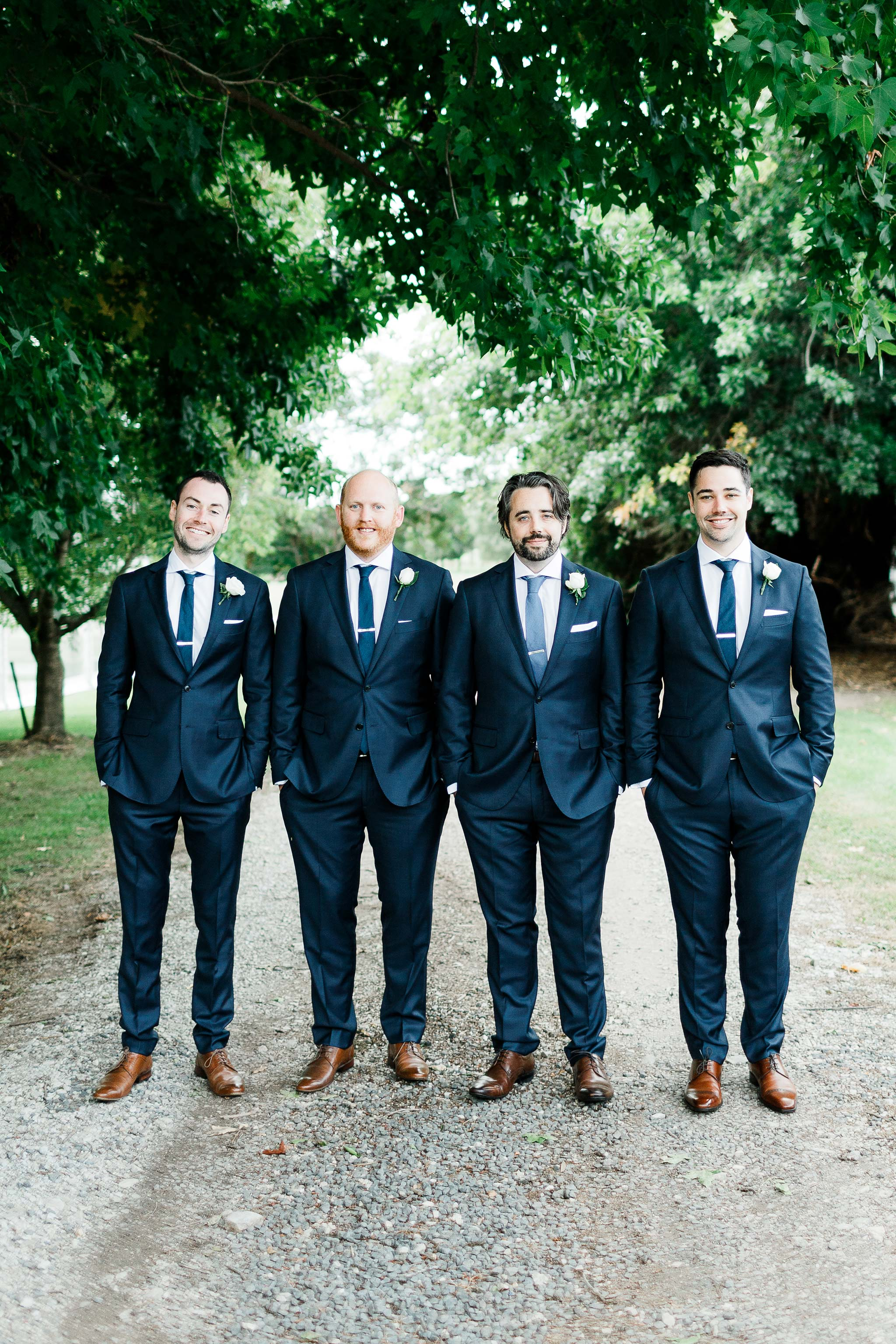 Tasmania-Davenport-Farm-Wedding-groomsmen