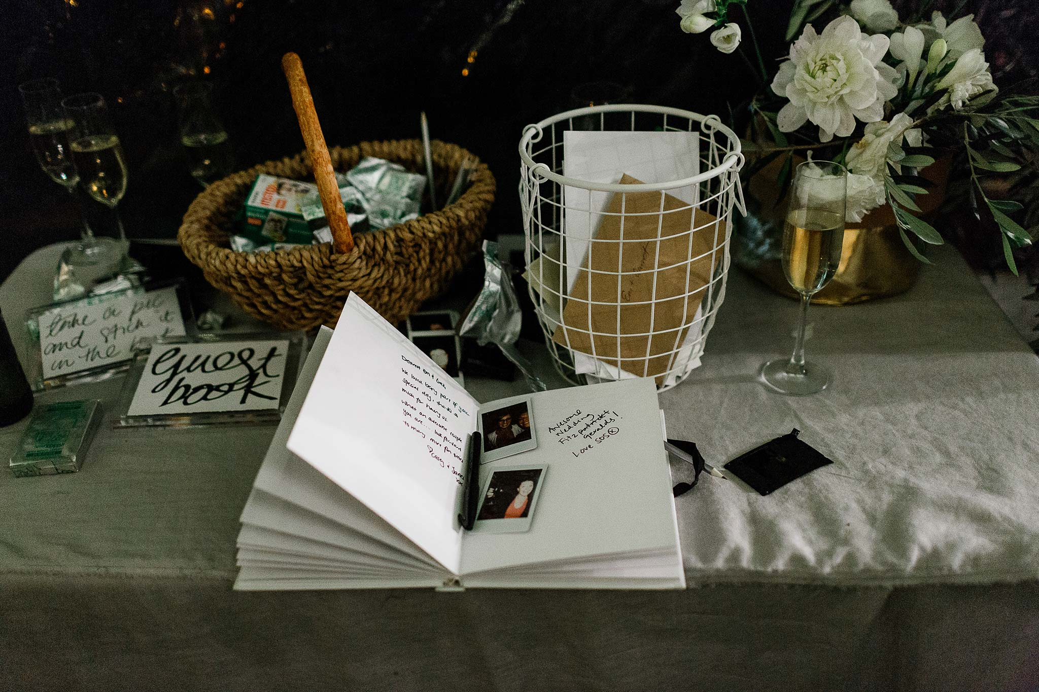 Tasmania-Davenport-Farm-Wedding-guest-book