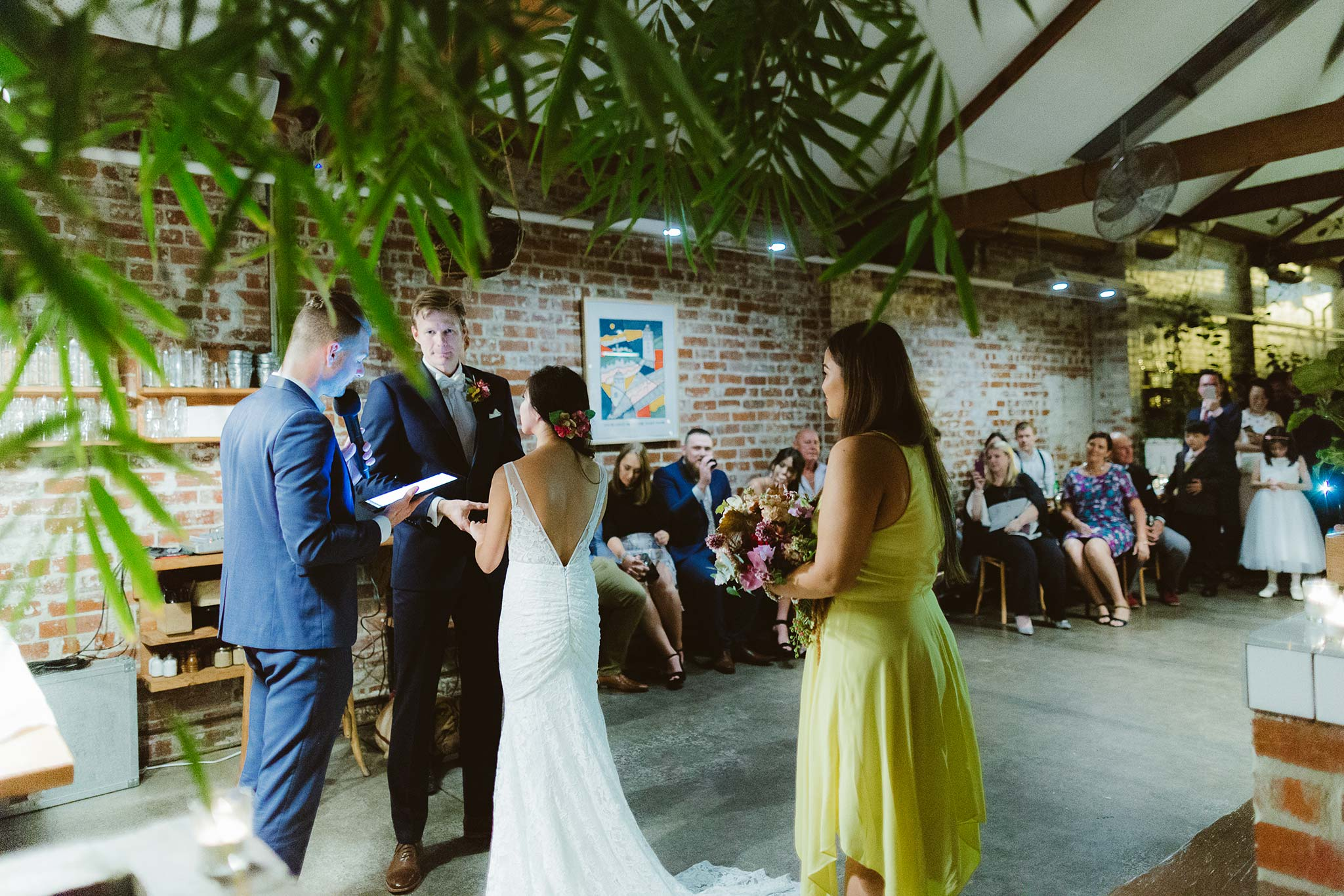 Melbourne-North-Carlton-East-Elevation-Surprise-Winter-warehouse-Wedding-photographer-bridal-intimate-ceremony