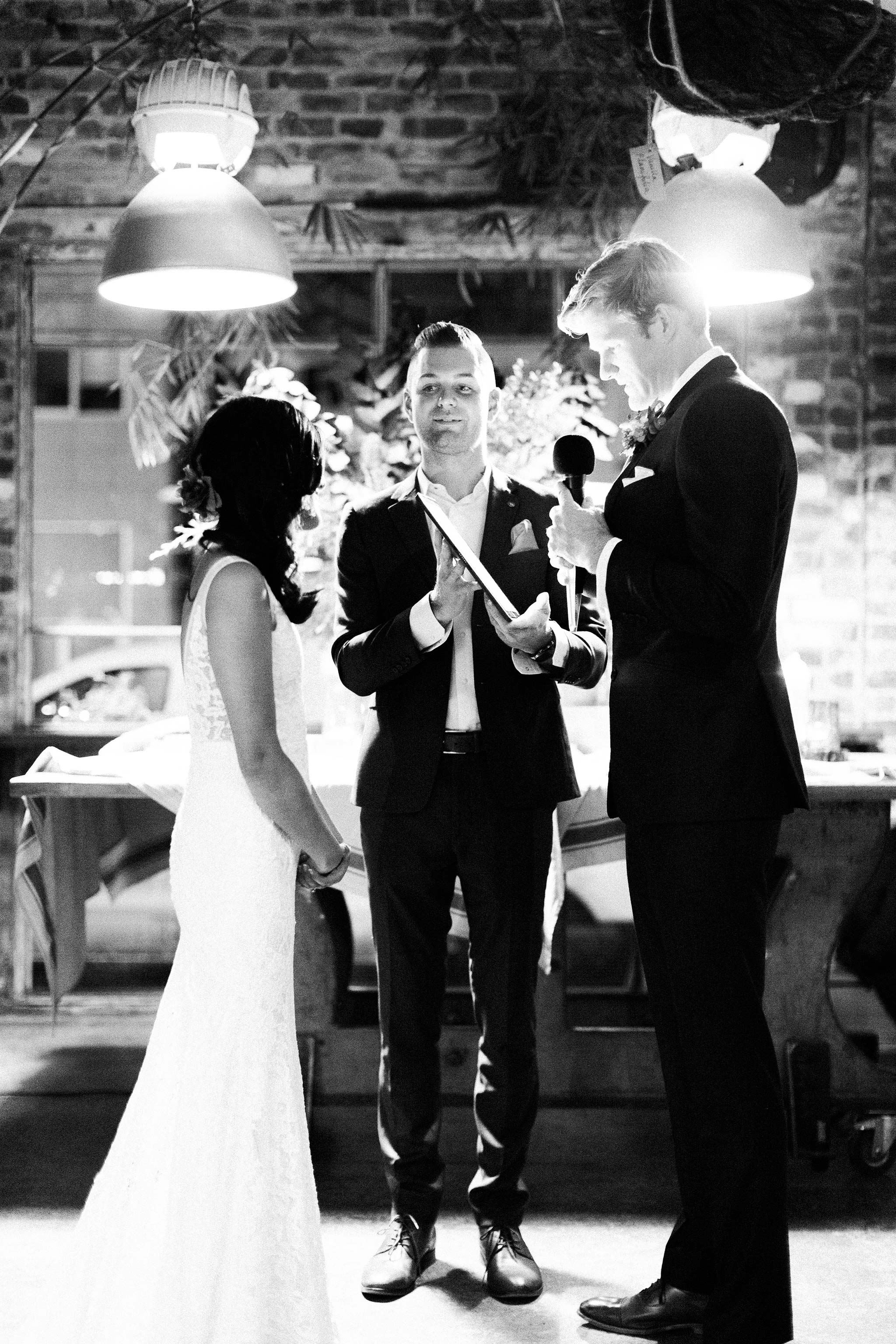 Melbourne-North-Carlton-East-Elevation-Surprise-Winter-warehouse-Wedding-photographer-vow