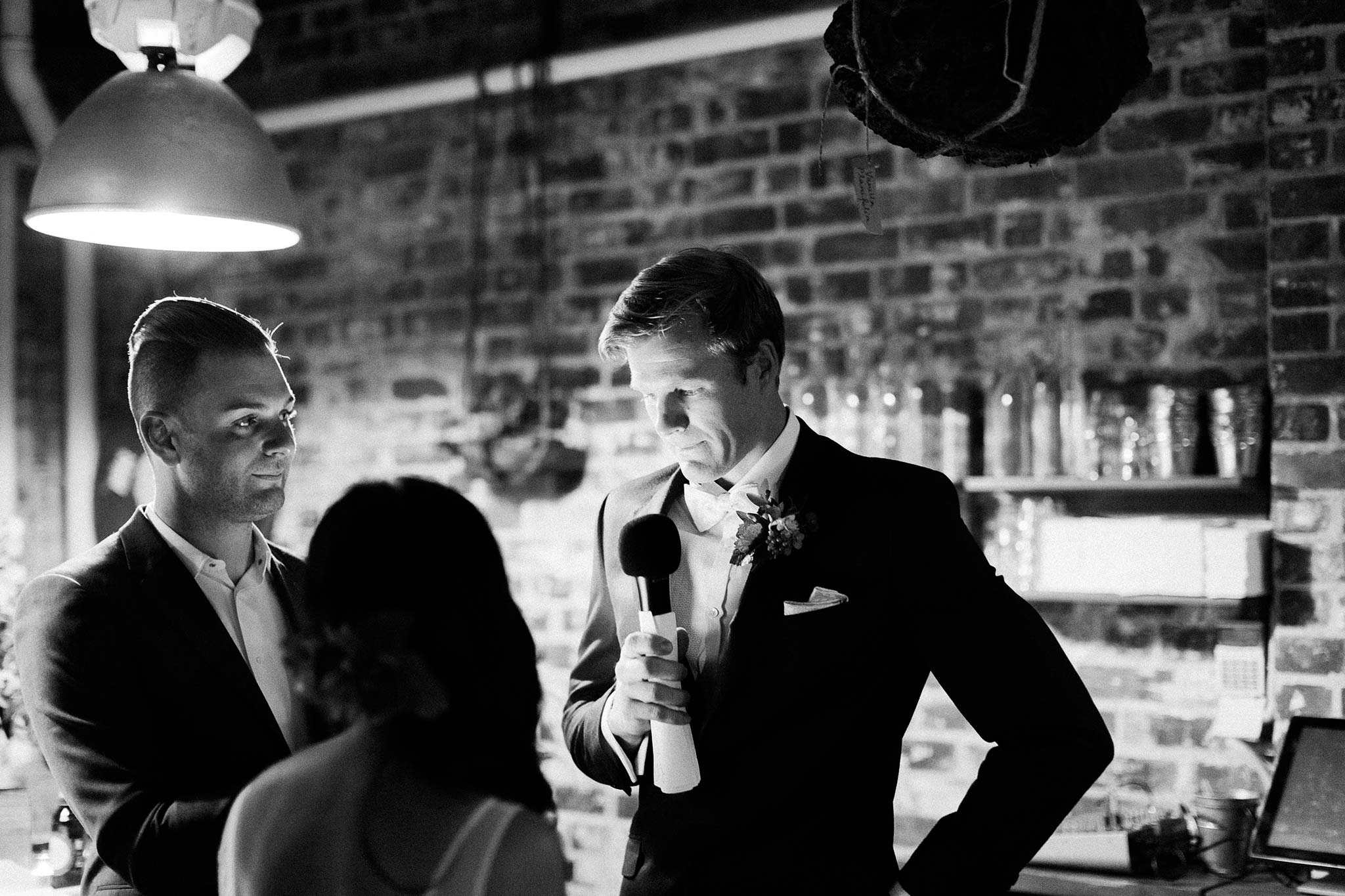 Melbourne-North-Carlton-East-Elevation-Surprise-Winter-warehouse-Wedding-photographer-groom-vow