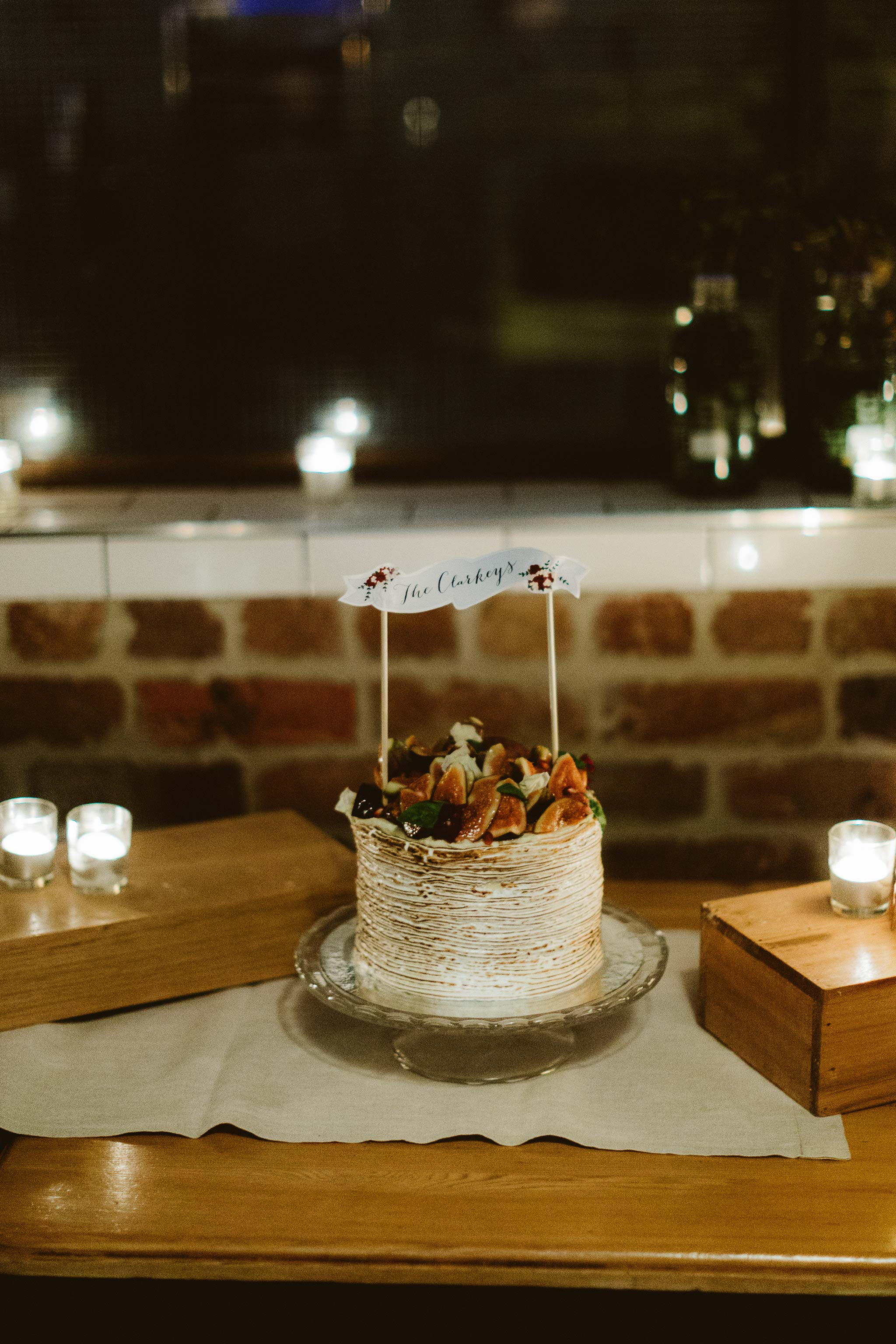 Melbourne-North-Carlton-East-Elevation-Surprise-Winter-warehouse-Wedding-photographer-cake