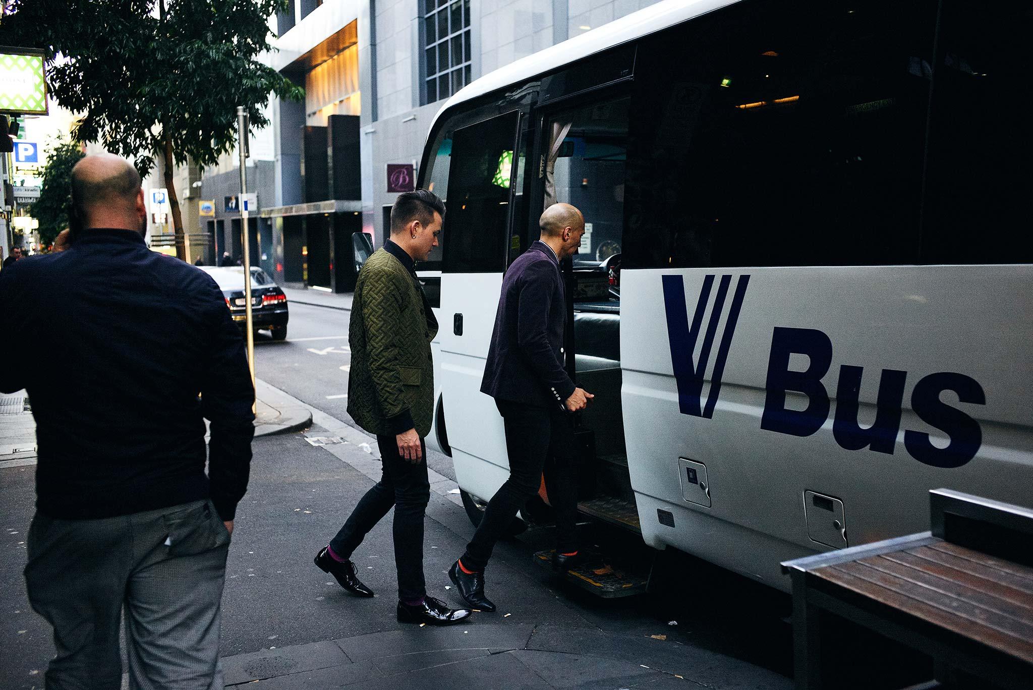 Melbourne-tour-bus-wedding-bride