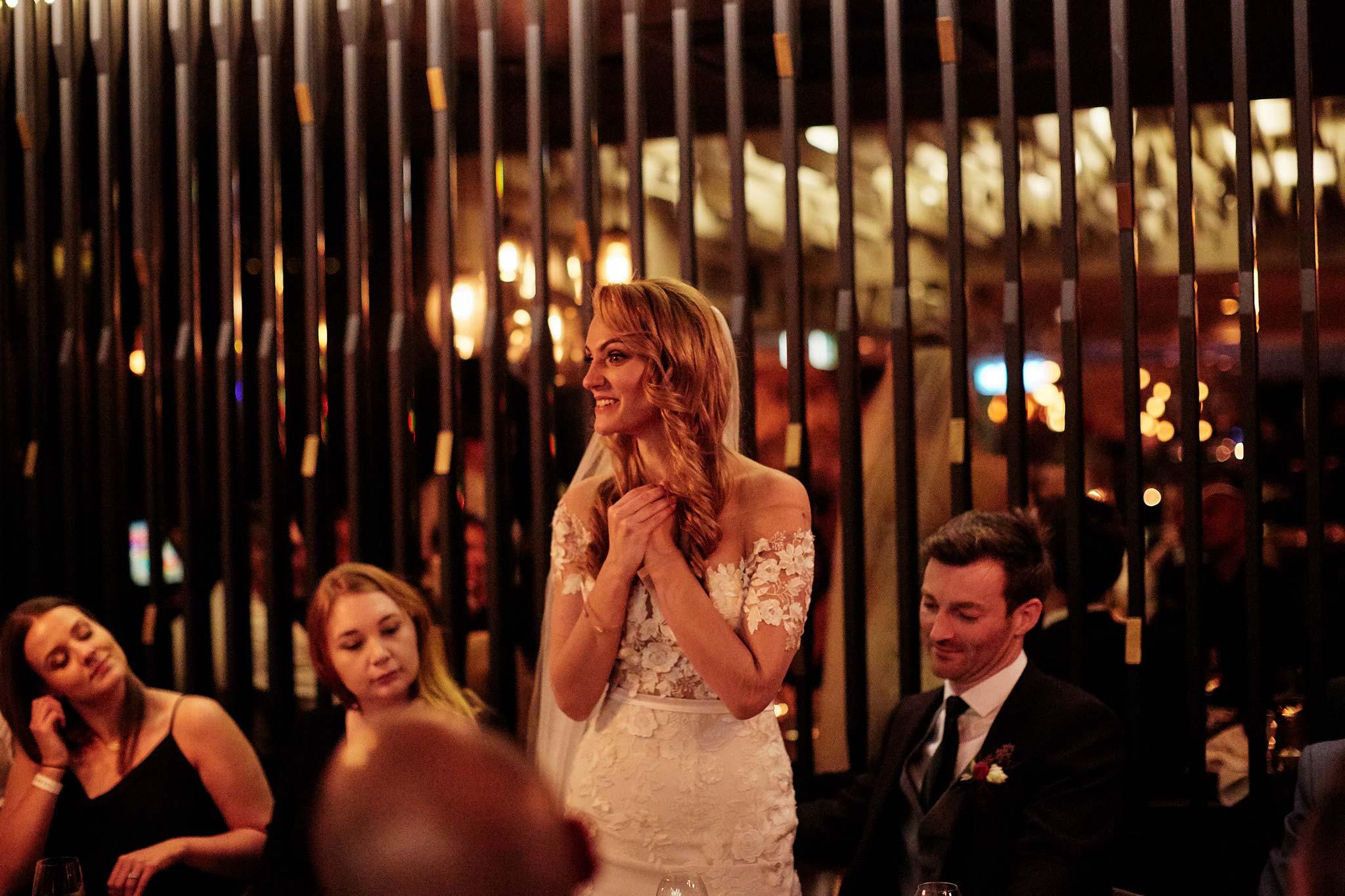 Melbourne-tour-bus-wedding-bride-maha-reception-speech