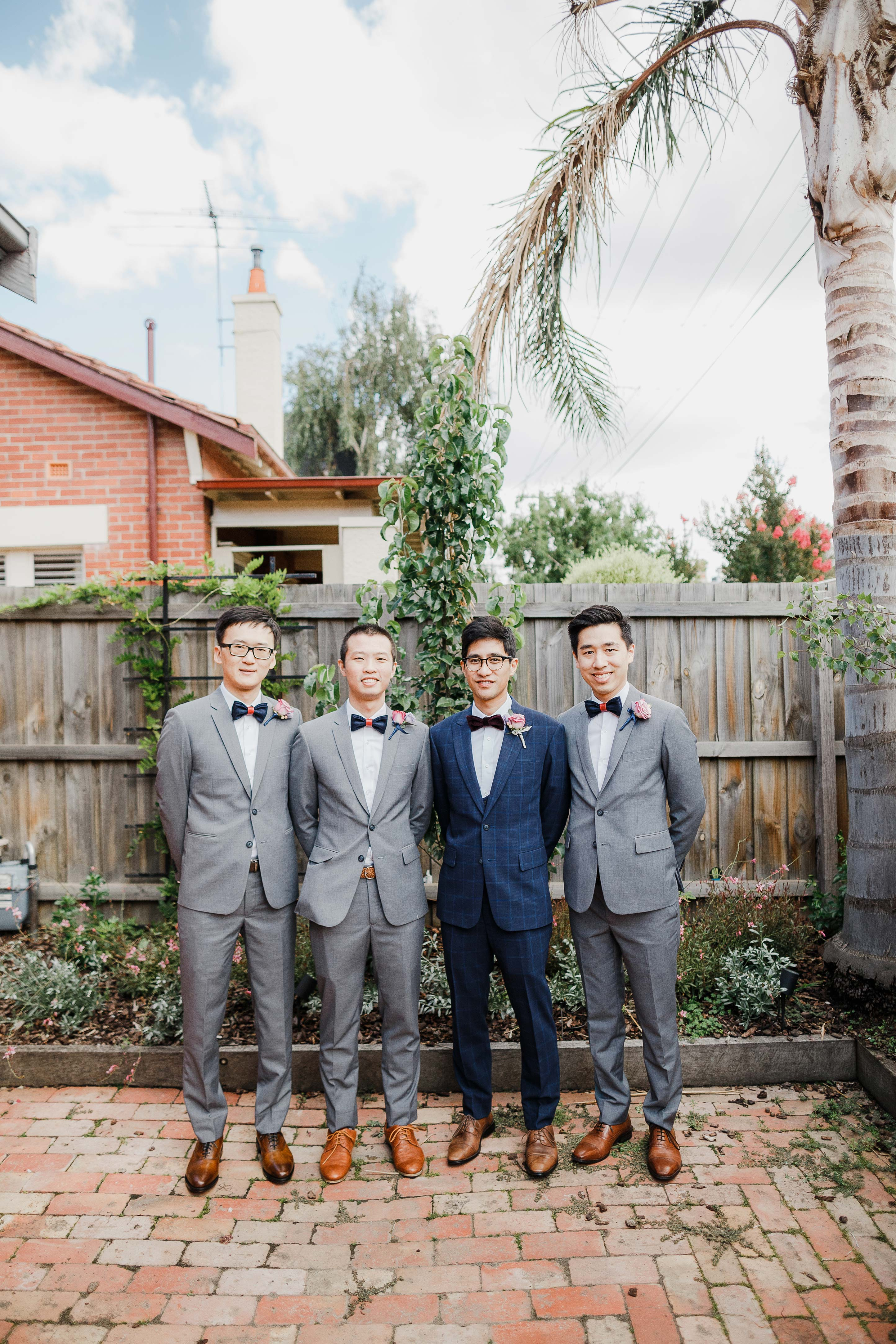 Melbourne-Richmond-Glasshaus-Wedding-groomsmen