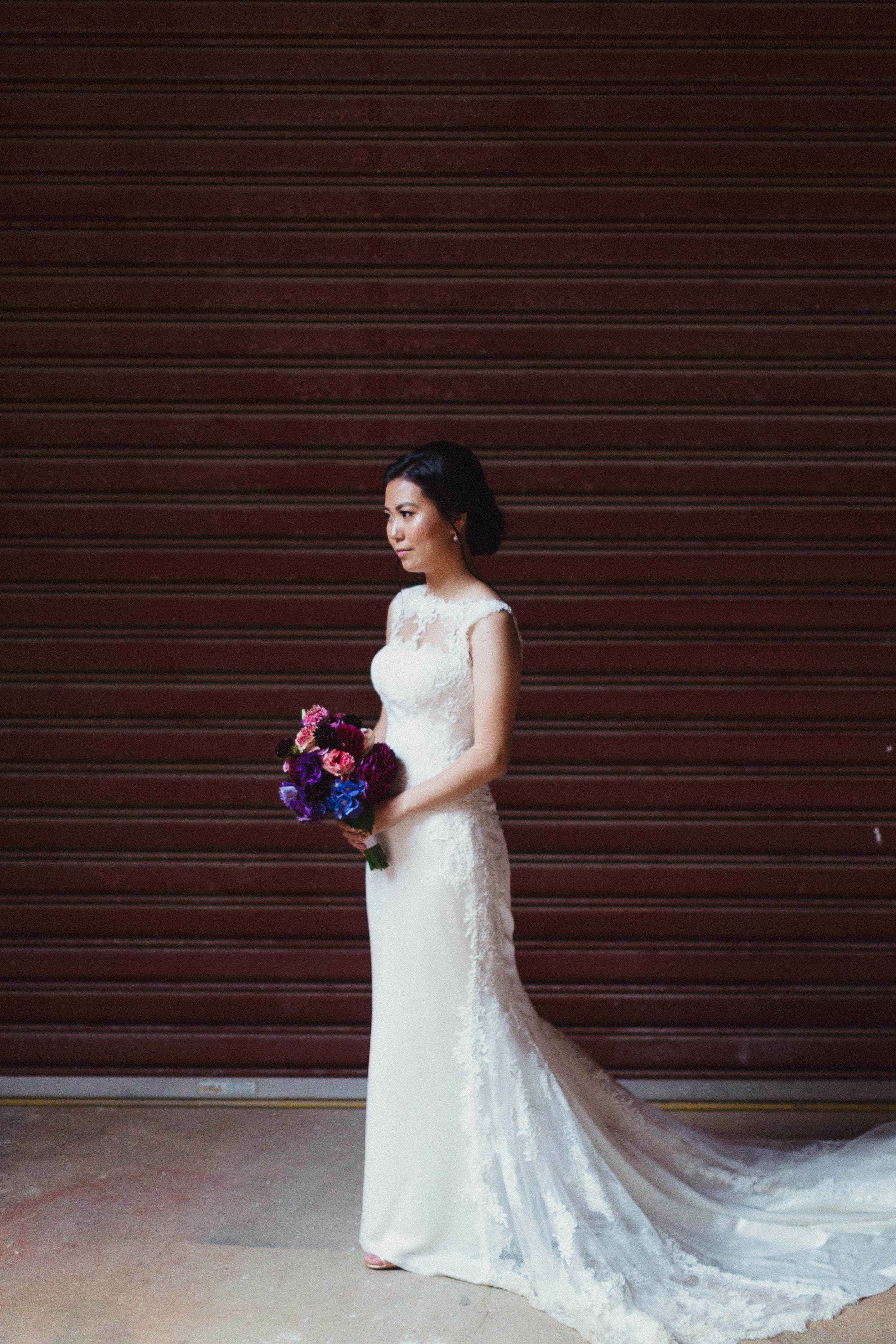 Melbourne-Richmond-Glasshaus-Wedding-bride-portrait-acca