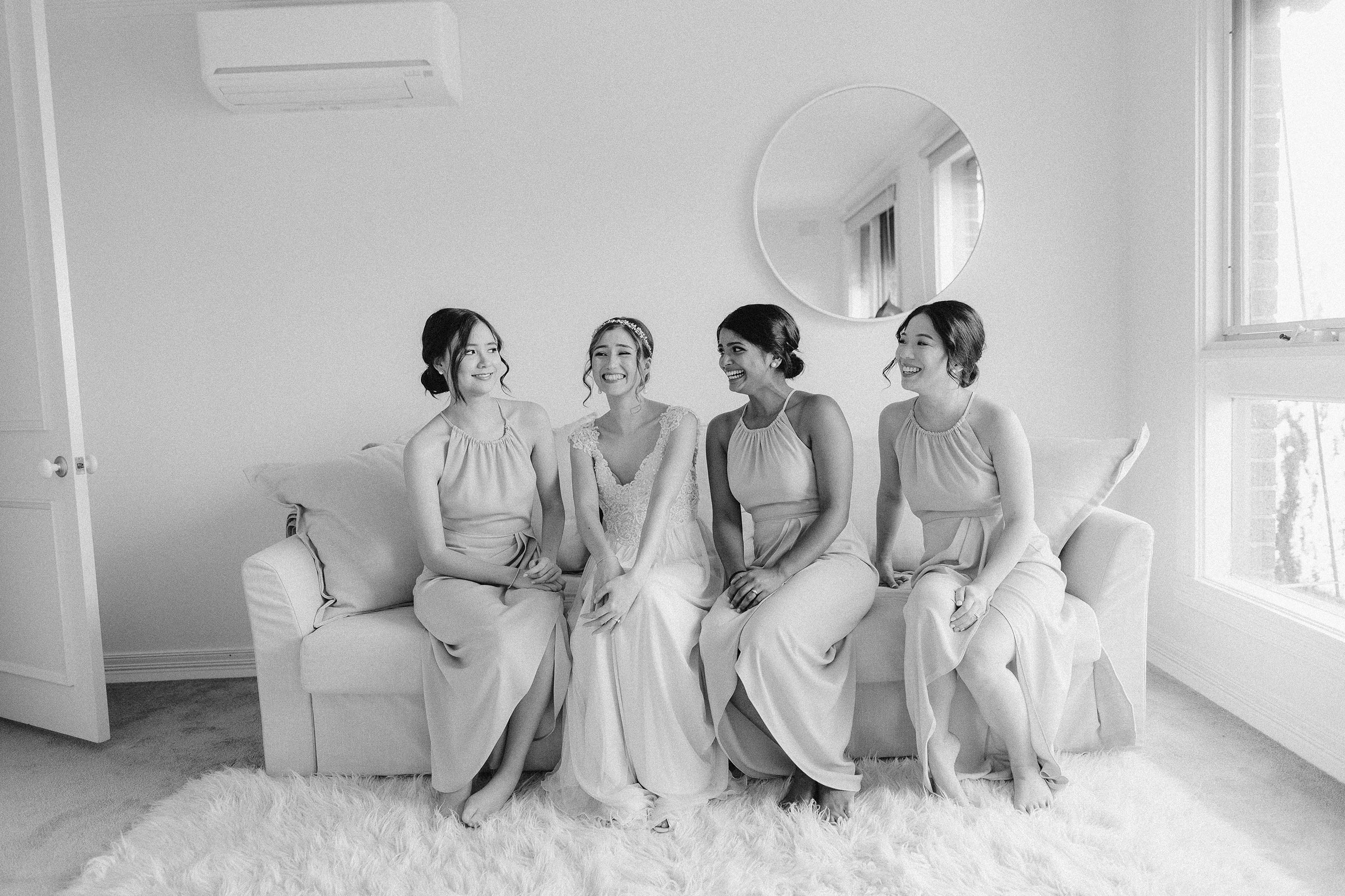 Melbourne-Brighton-wedding-photographer-bride-bridesmaids