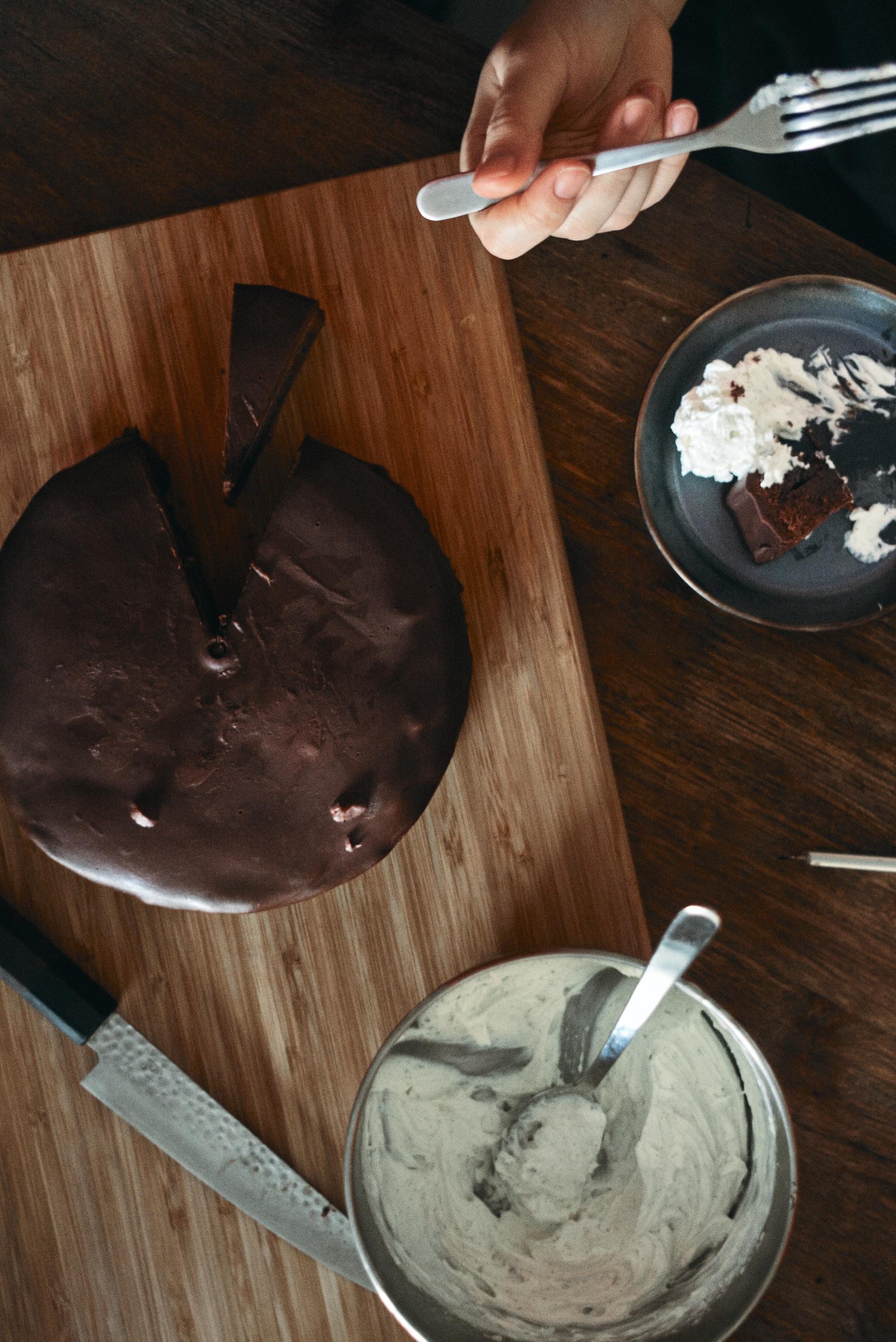 Sachertorte-Austrian-Chocolate-Cake-Vanilla-Bean-Birthday-Whipped