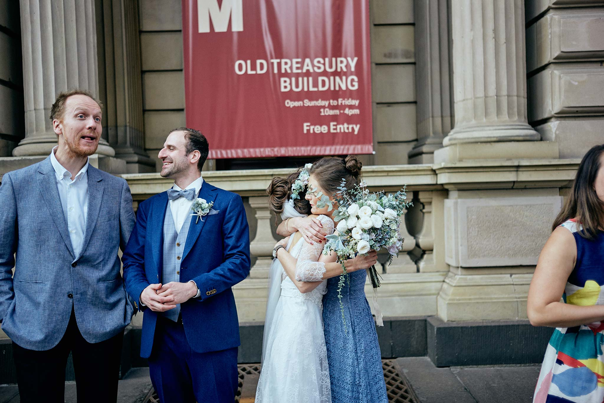 Melbourne-NGV-Triennial- Wedding-Treasury-Registration-Ceremony