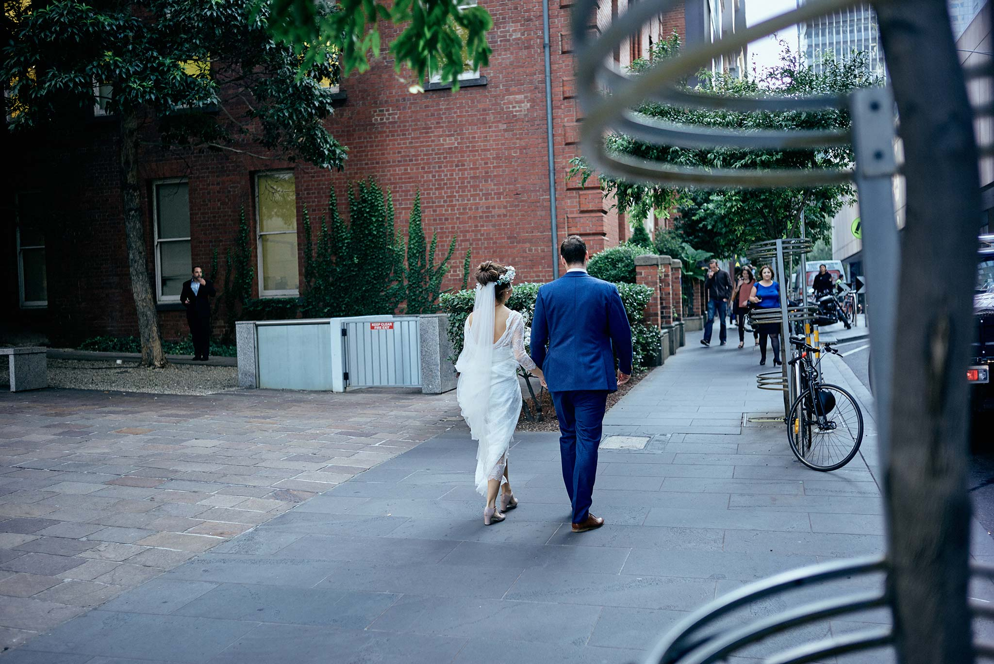 Melbourne-NGV-Triennial- Wedding-CBD