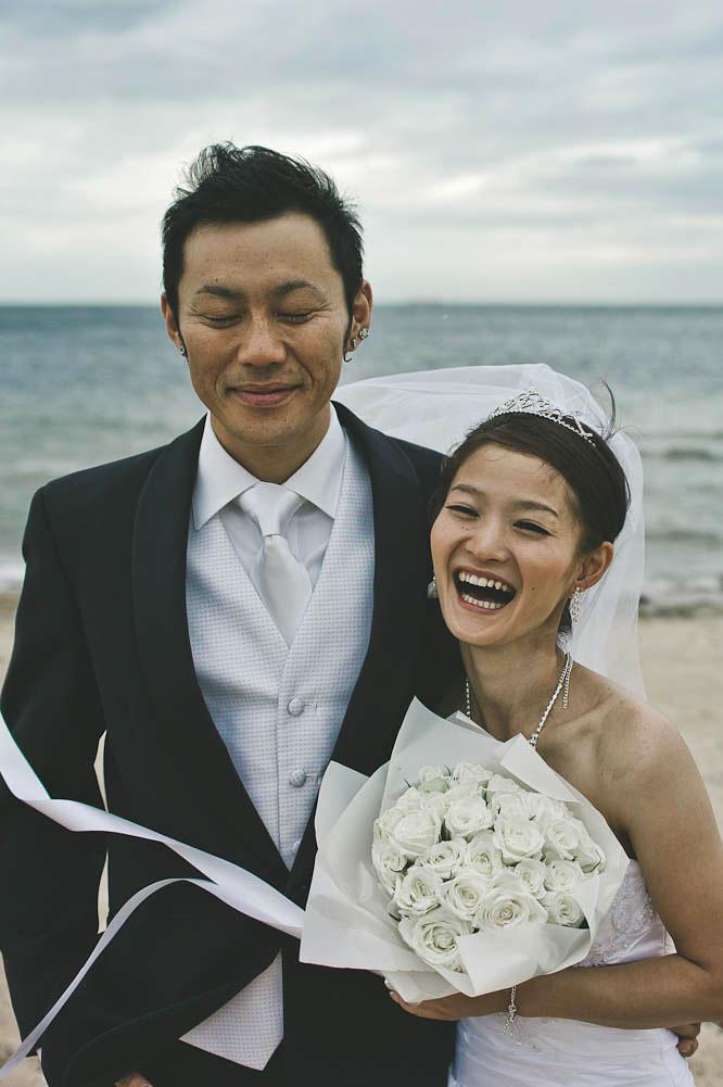 Brighton Beach Wedding Photographer