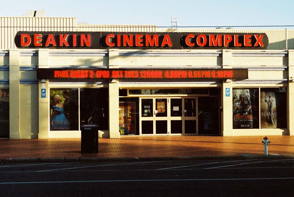 deakin cinema Mildura travel photographer