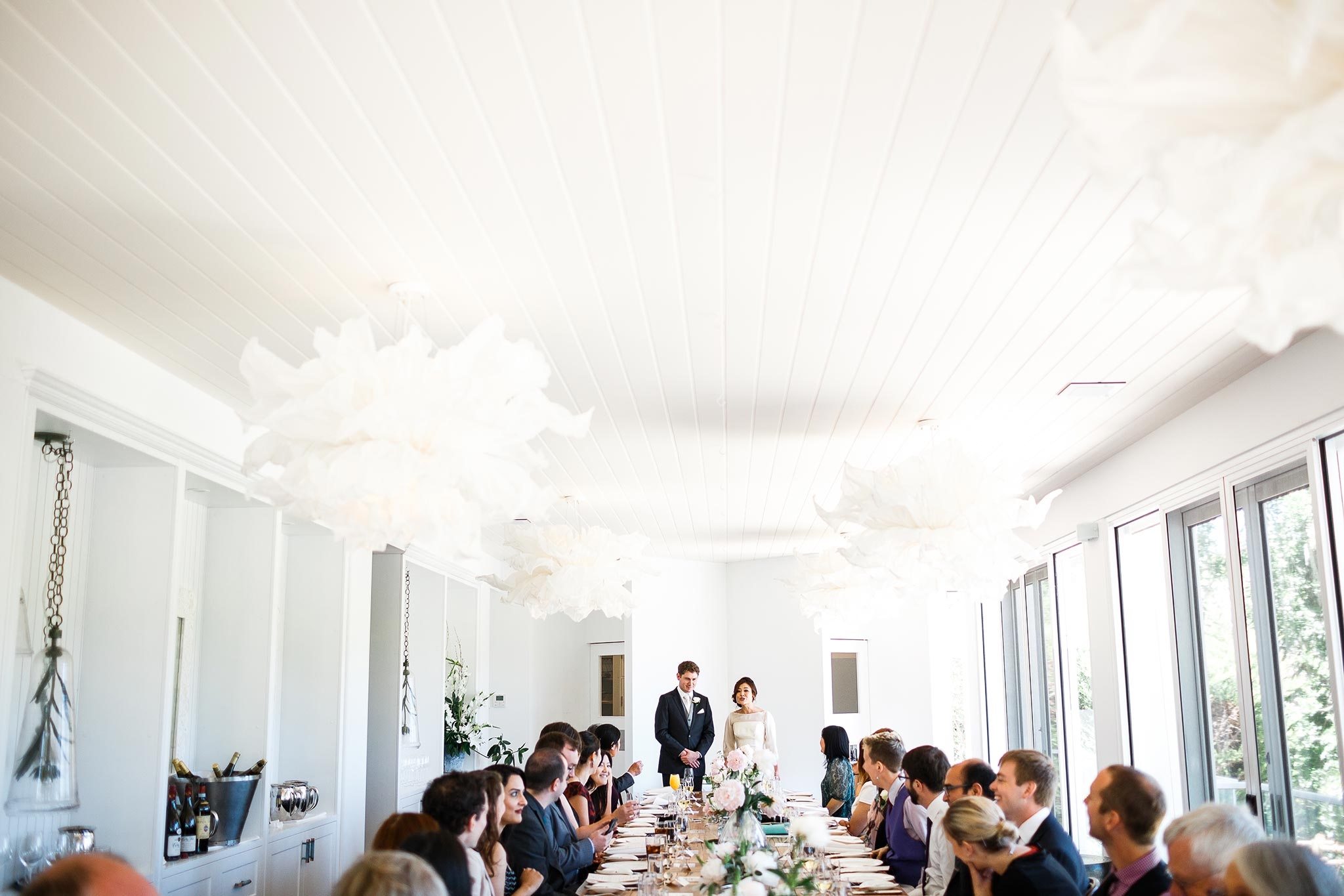 Daylesford-Lake-House-Wedding-Photography-lunch-reception