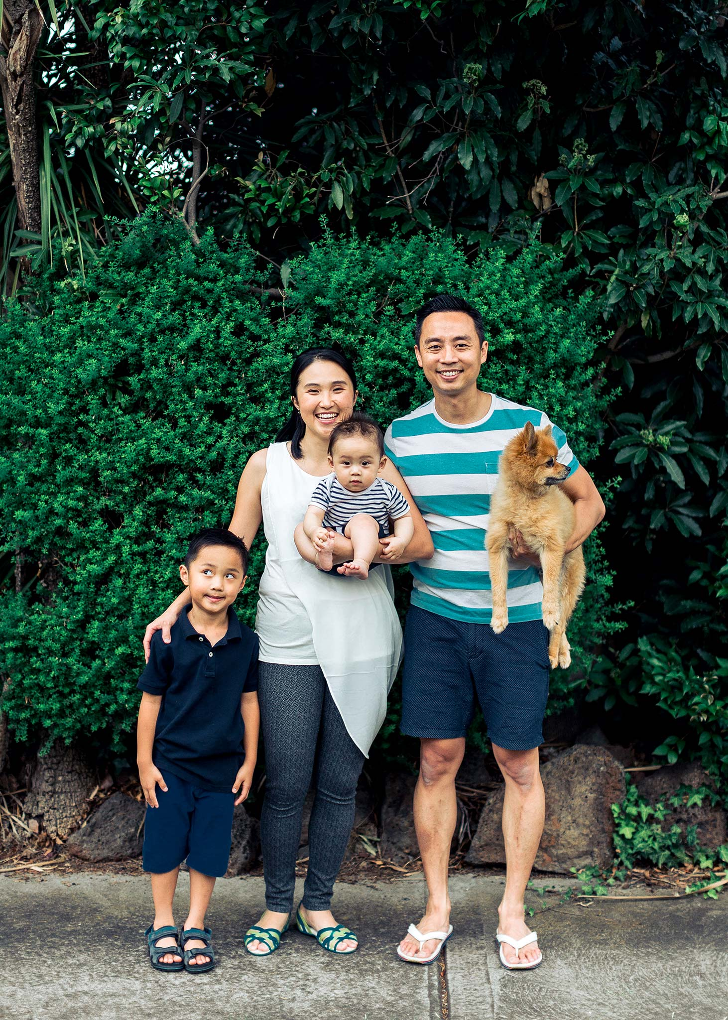 Melbourne-Portrait-Photographer-Family-Dog
