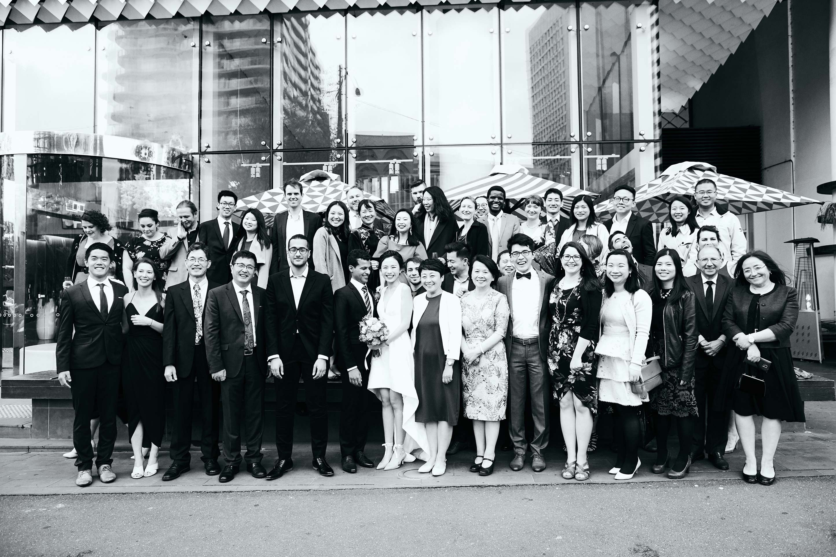 Melbourne-Wedding-Photographer-Kettle-Black-ceremony-group-shot